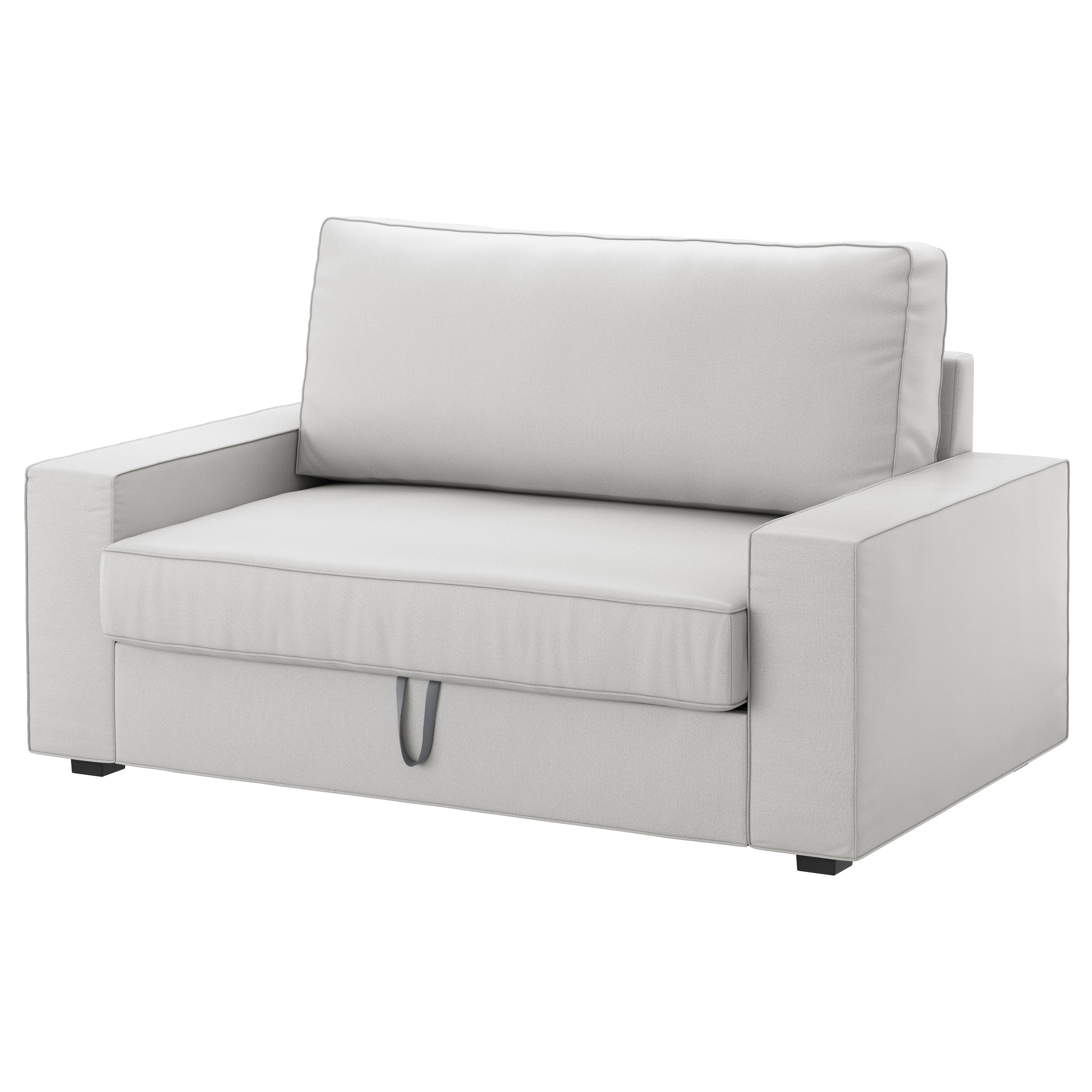 Ikea Sofa Bed 499 Two Seat Sofa Bed Vilasund Orrsta Light Grey