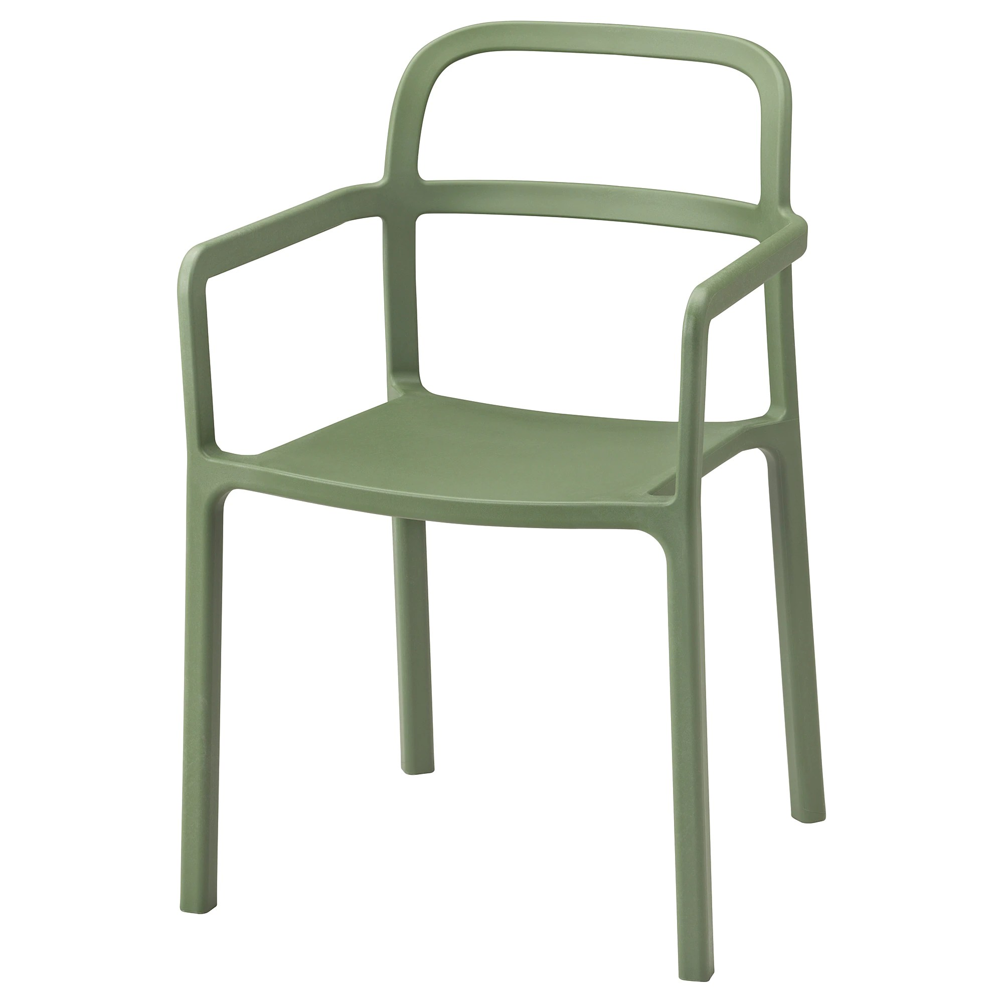 Ikea Ypperlig Ypperlig Armchair In Outdoor Green