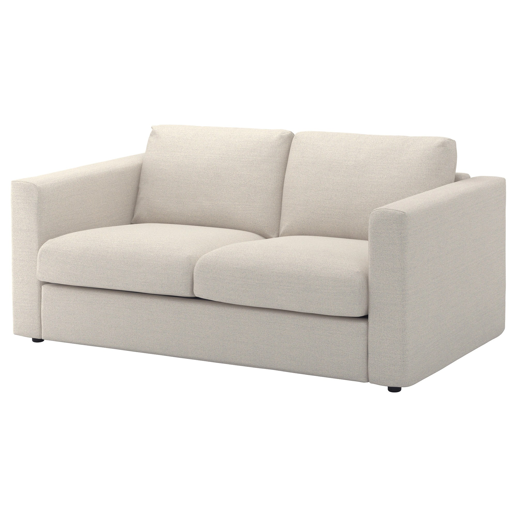 Loveseat Ikea Vimle Loveseat Gunnared Beige