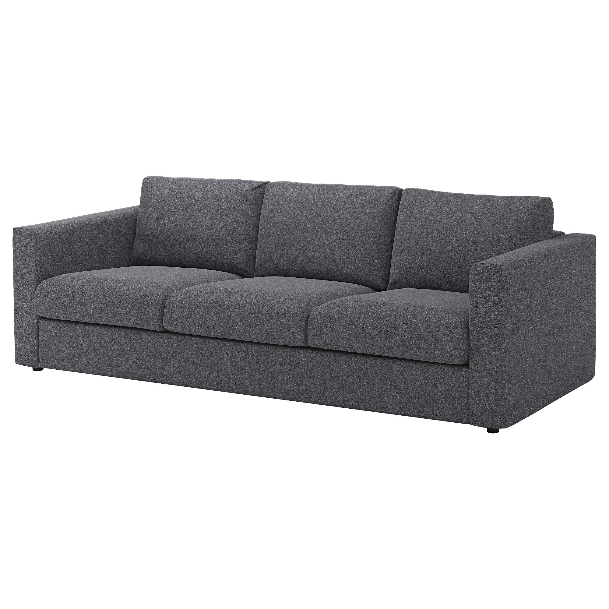 Made Sofa Reviews Sofa Vimle Gunnared Medium Gray