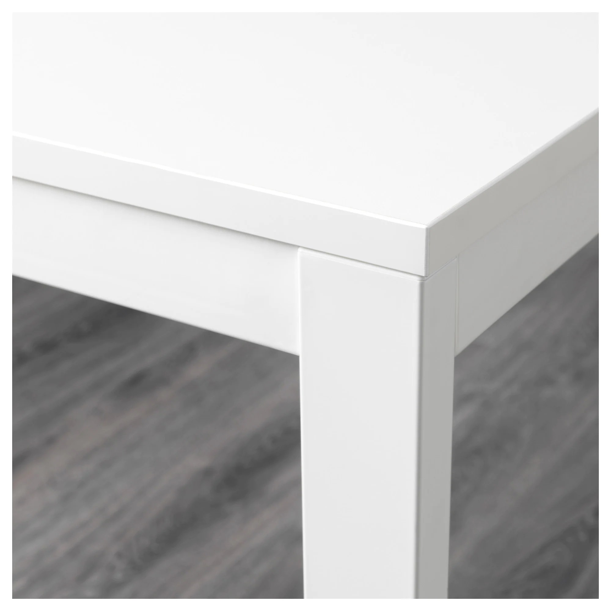 Table Extensible Ikea Vangsta Extendable Table White