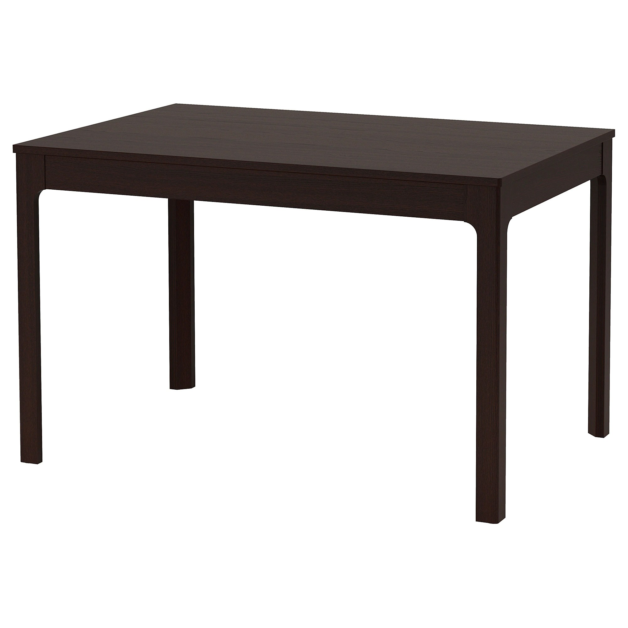 Ikea Table Ekedalen Extendable Table Dark Brown