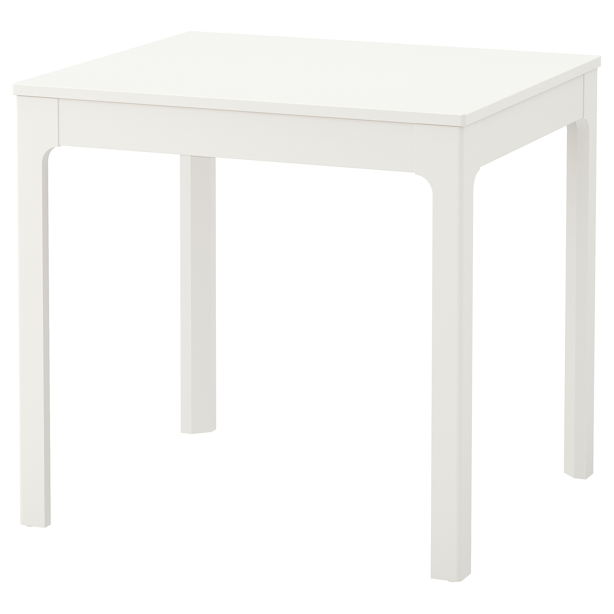 Table Carrée Avec Rallonge Ikea Table Extensible Ekedalen Blanc