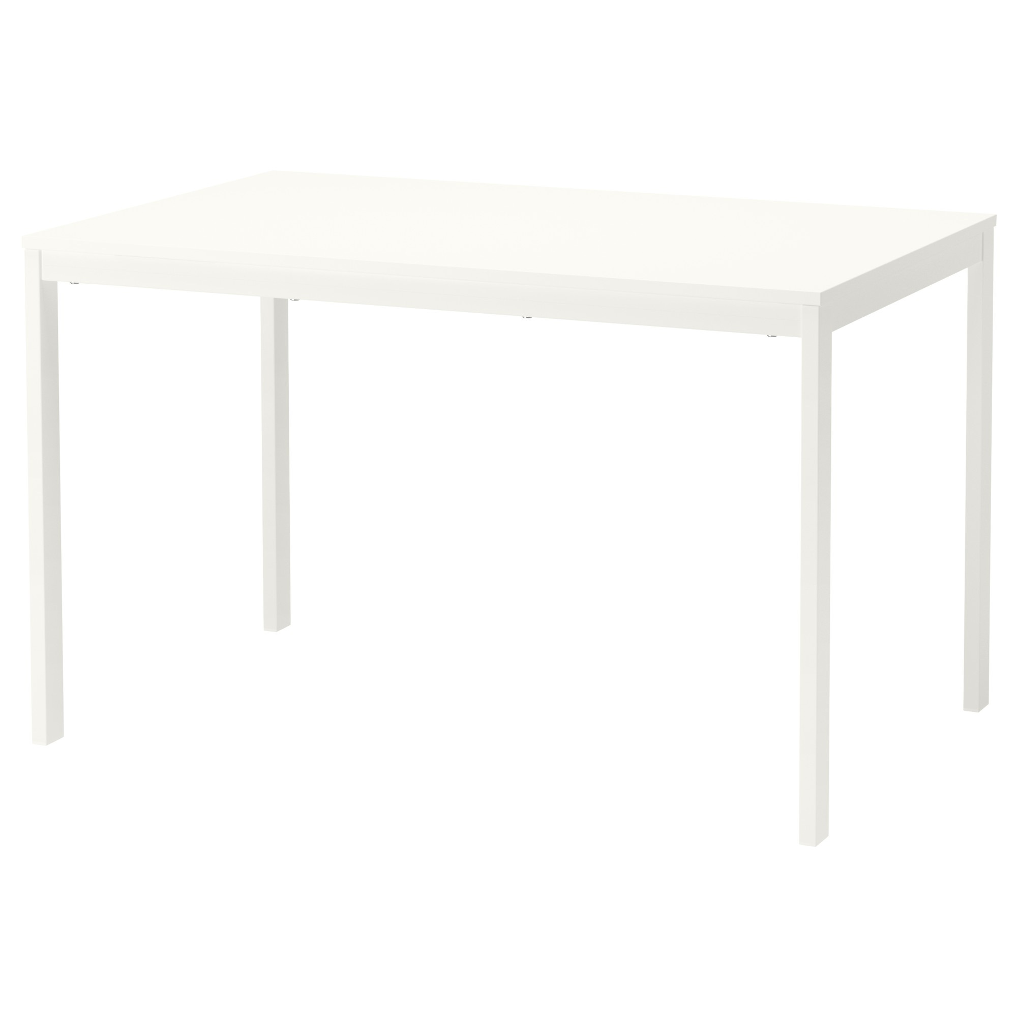 Ikea Table Vangsta Extendable Table White