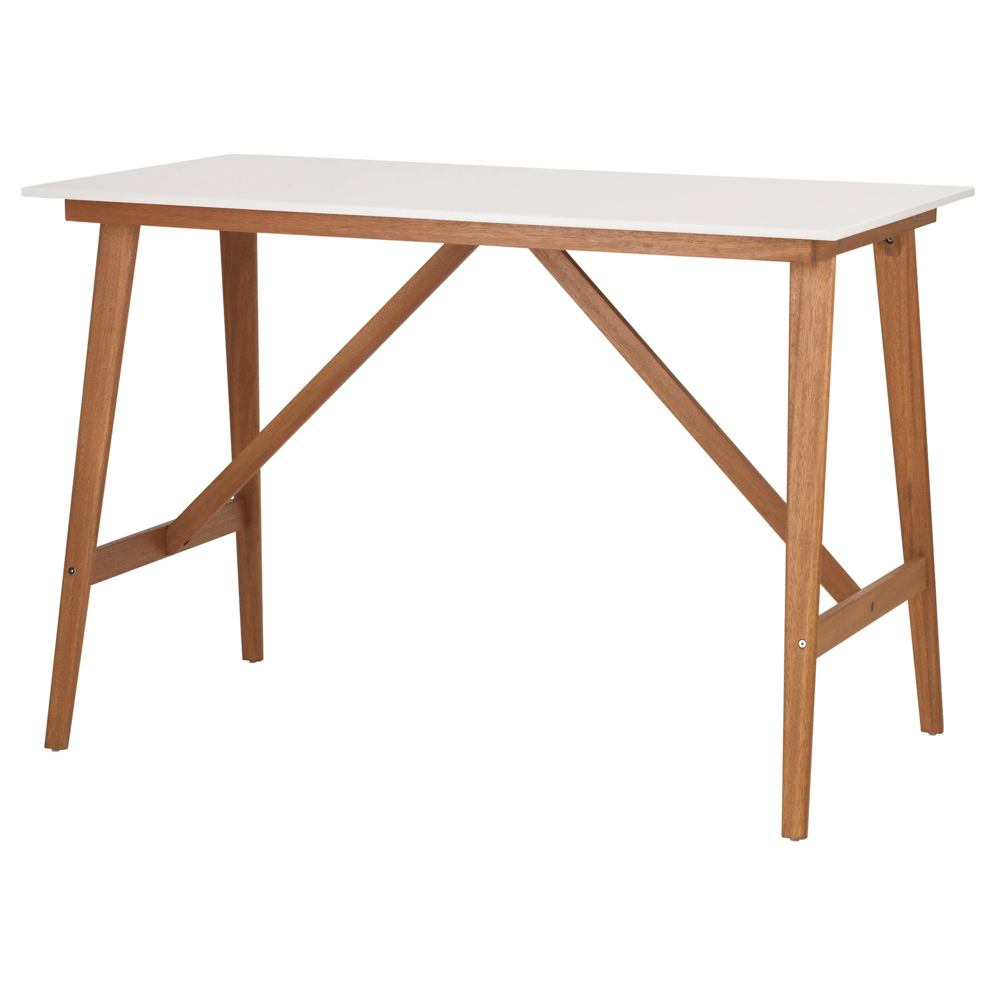 Ikea Breakfast Bar Fanbyn Bar Table White