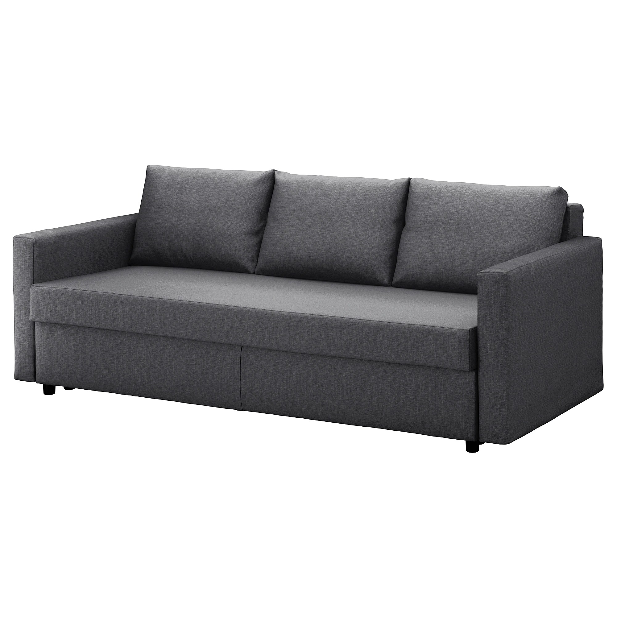 Couches In Ikea Sleeper Sofa Friheten Skiftebo Dark Gray