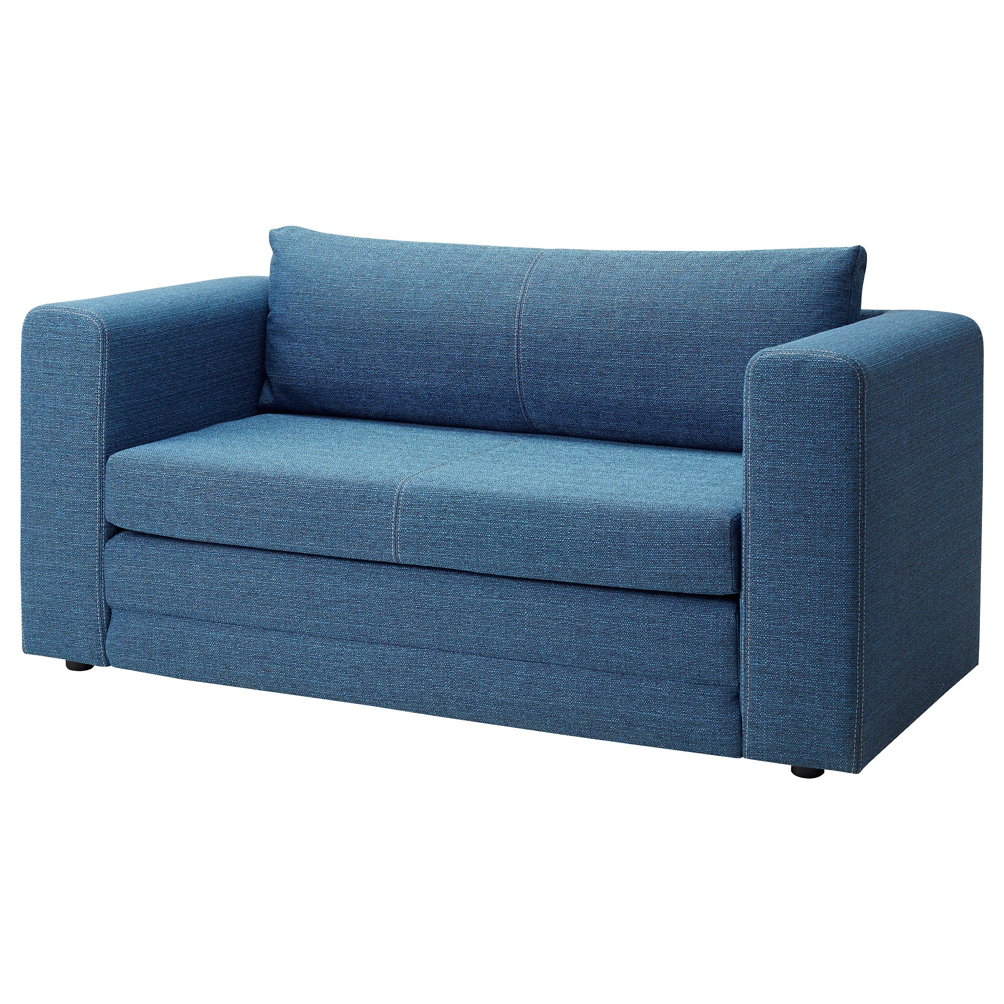 Couch Mit Bettfunktion Askeby 2er Bettsofa Grau