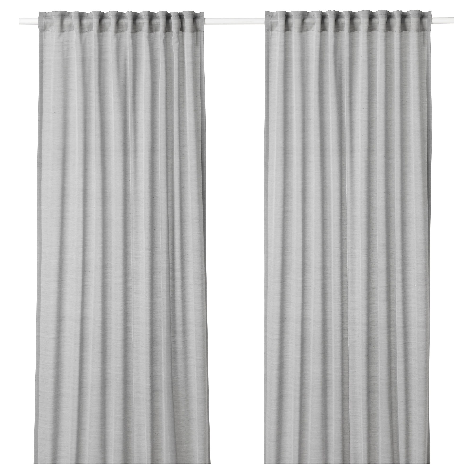 Console Grise Ikea Curtains 1 Pair Hilja Grey