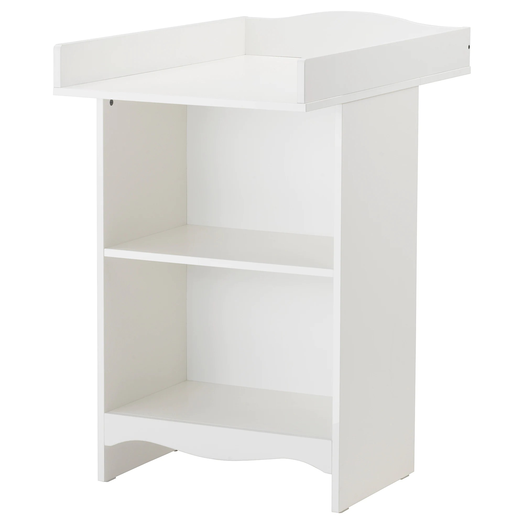 Ikea Meuble à Langer Table à Langer Solgul Blanc