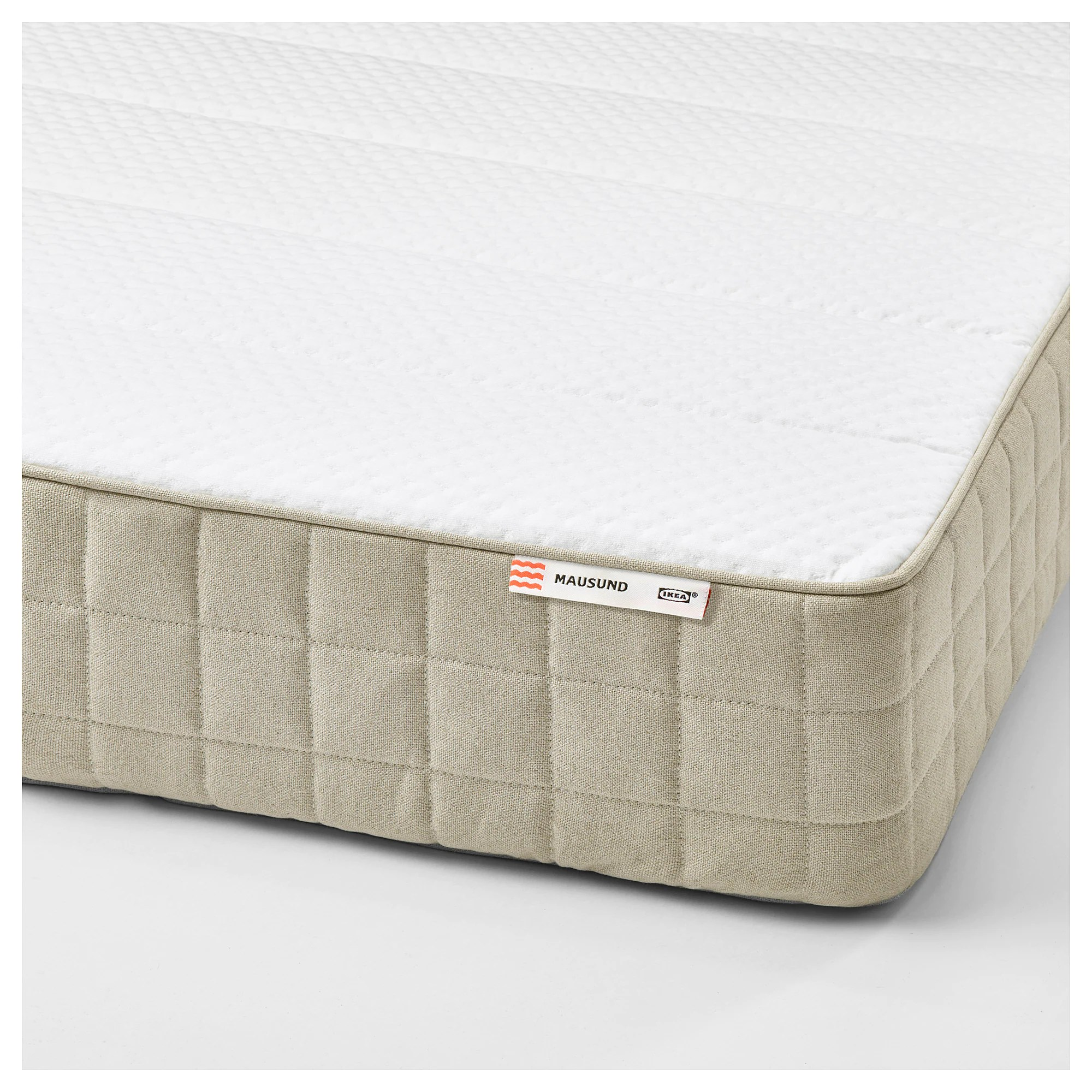 Talalay Matras Mausund Natural Latex Mattress Medium Firm Natural