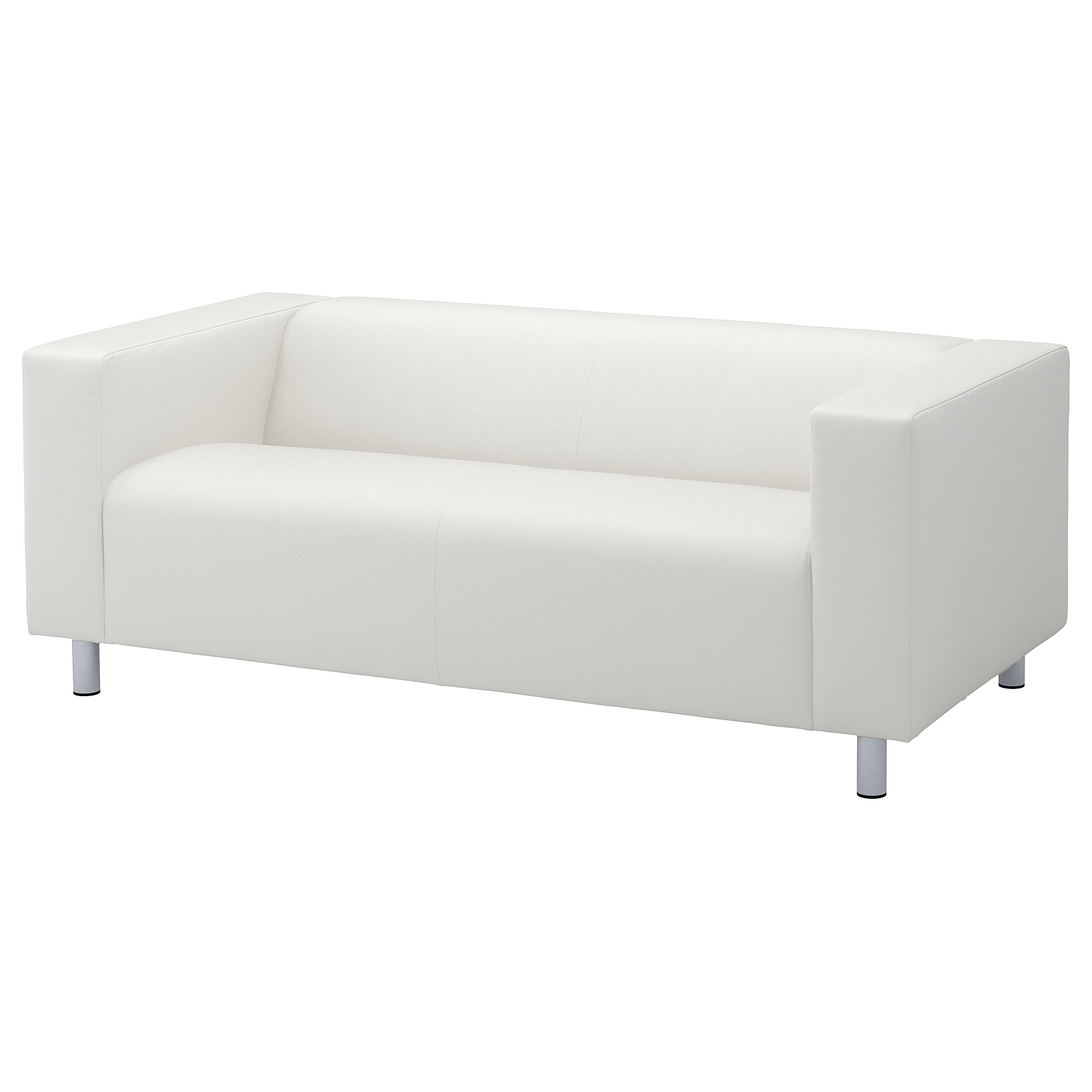 Couches In Ikea Loveseat Klippan Bomstad White