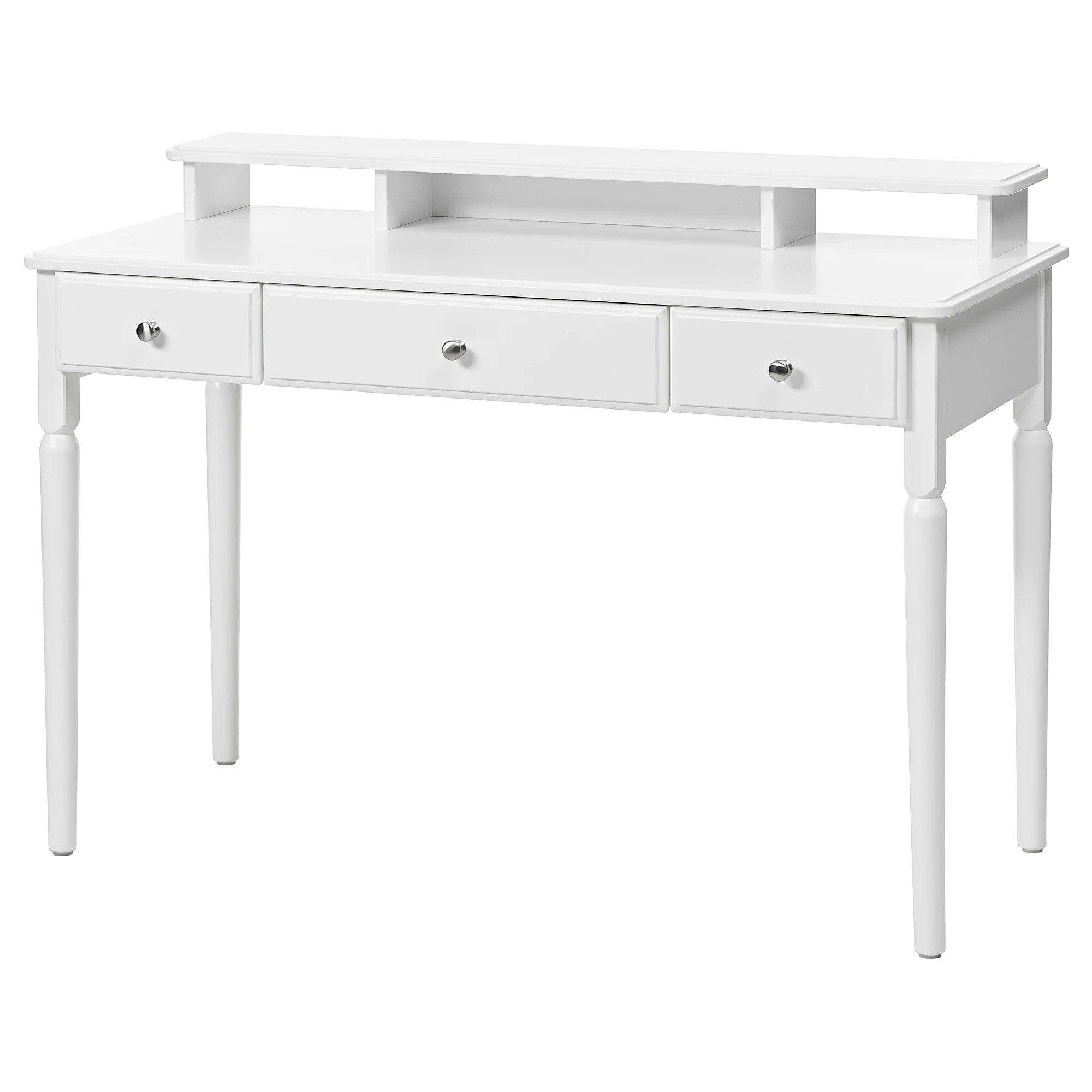 Ikea Make Up Spiegel Tyssedal Dressing Table White