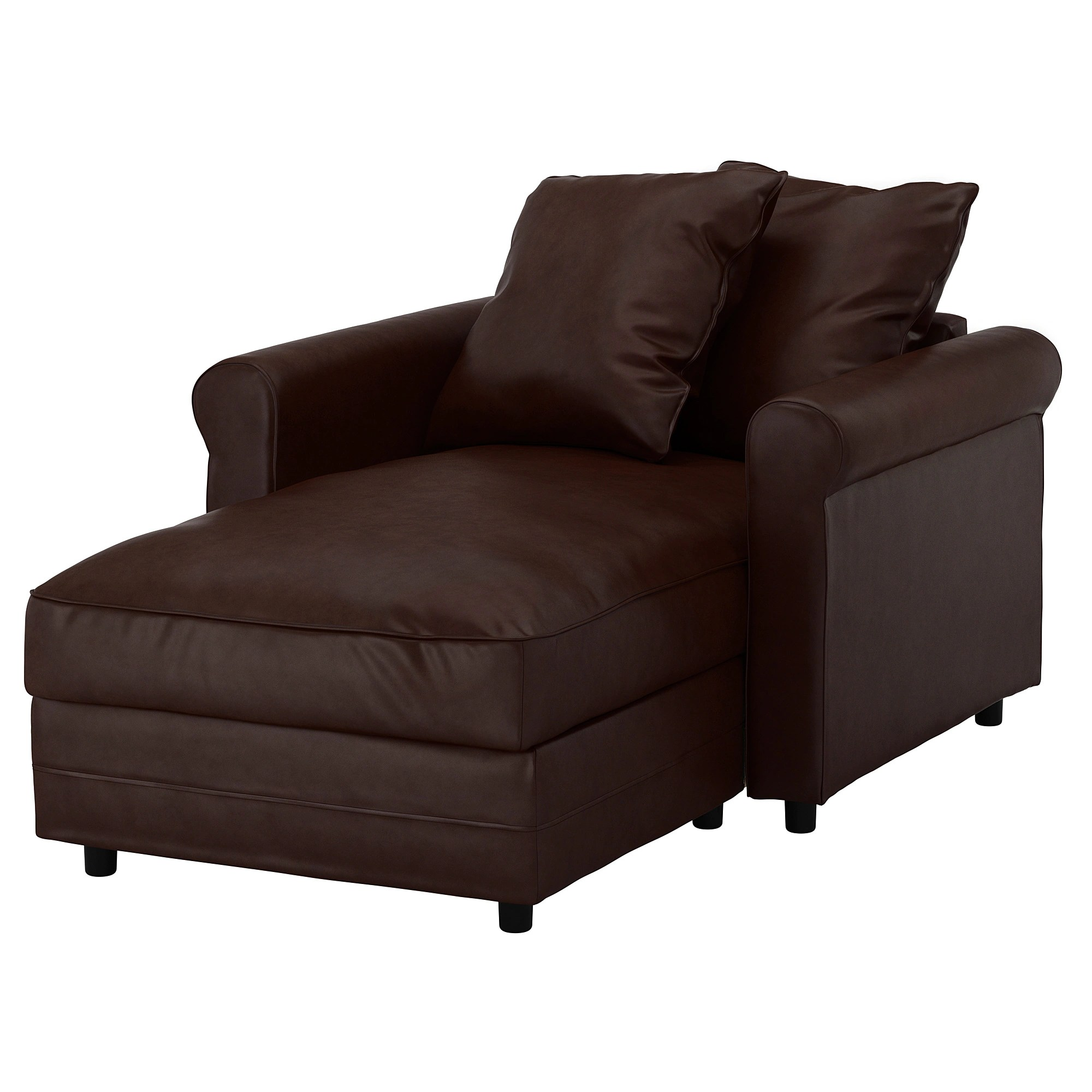 Chaises Elizabeth GrÖnlid Chaise Kimstad Dark Brown