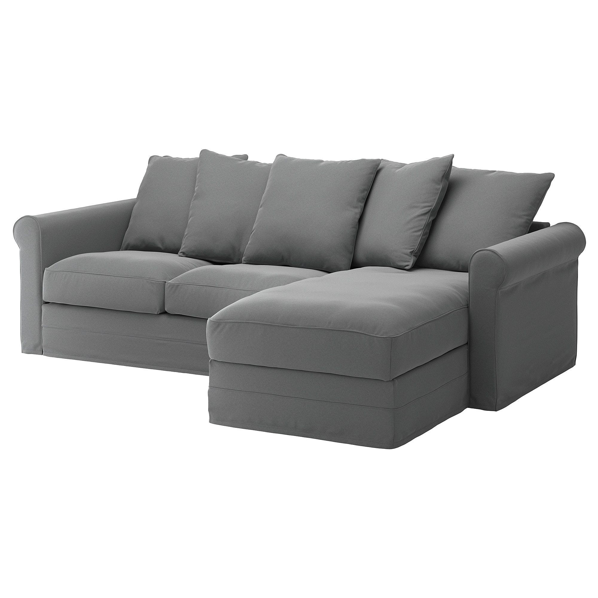 Halifax Inspirational Sofa Bed GrÖnlid Sofa With Chaise Ljungen Medium Gray