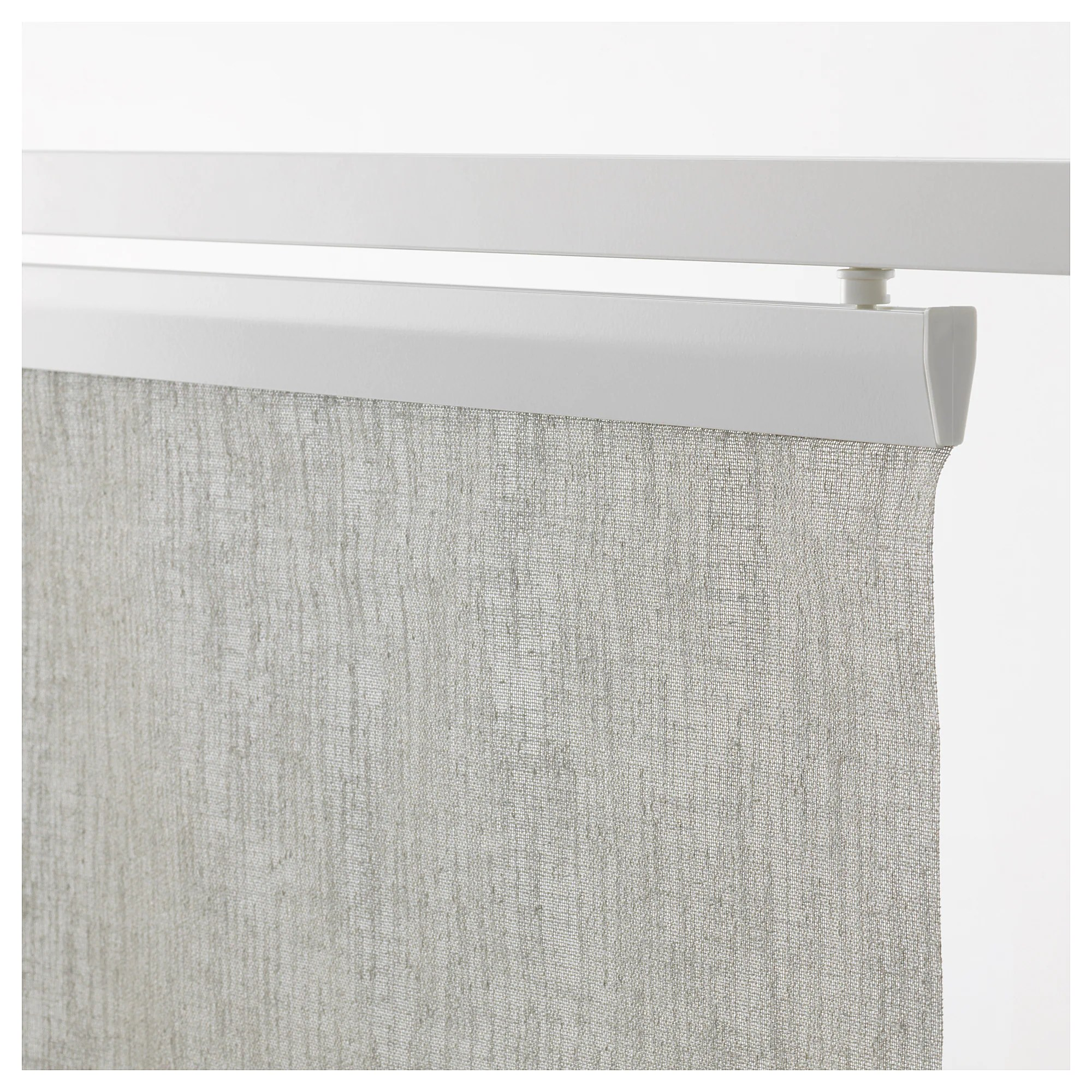 Ikea Perth Curtains Signild Panel Curtain Light Gray