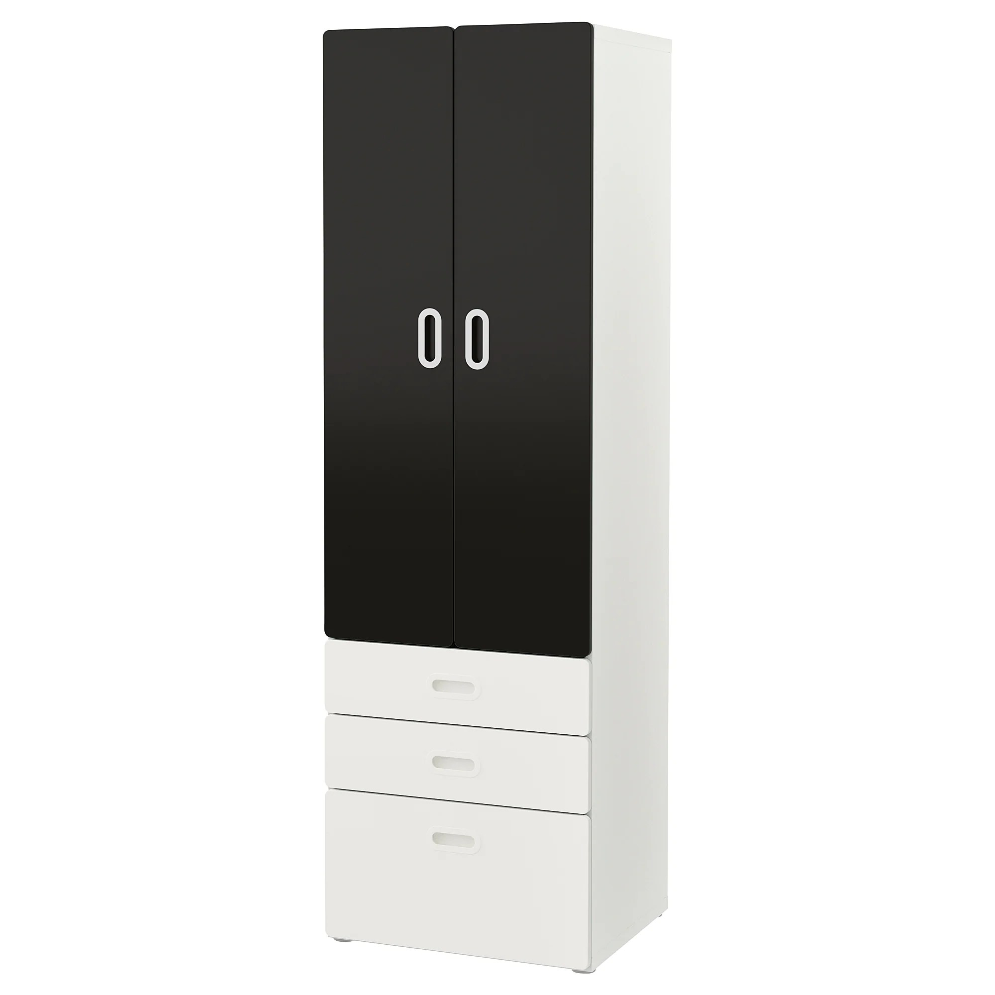 Ikea Wardrobe Event 2019 Stuva Fritids Wardrobe White Blackboard Surface Ikea
