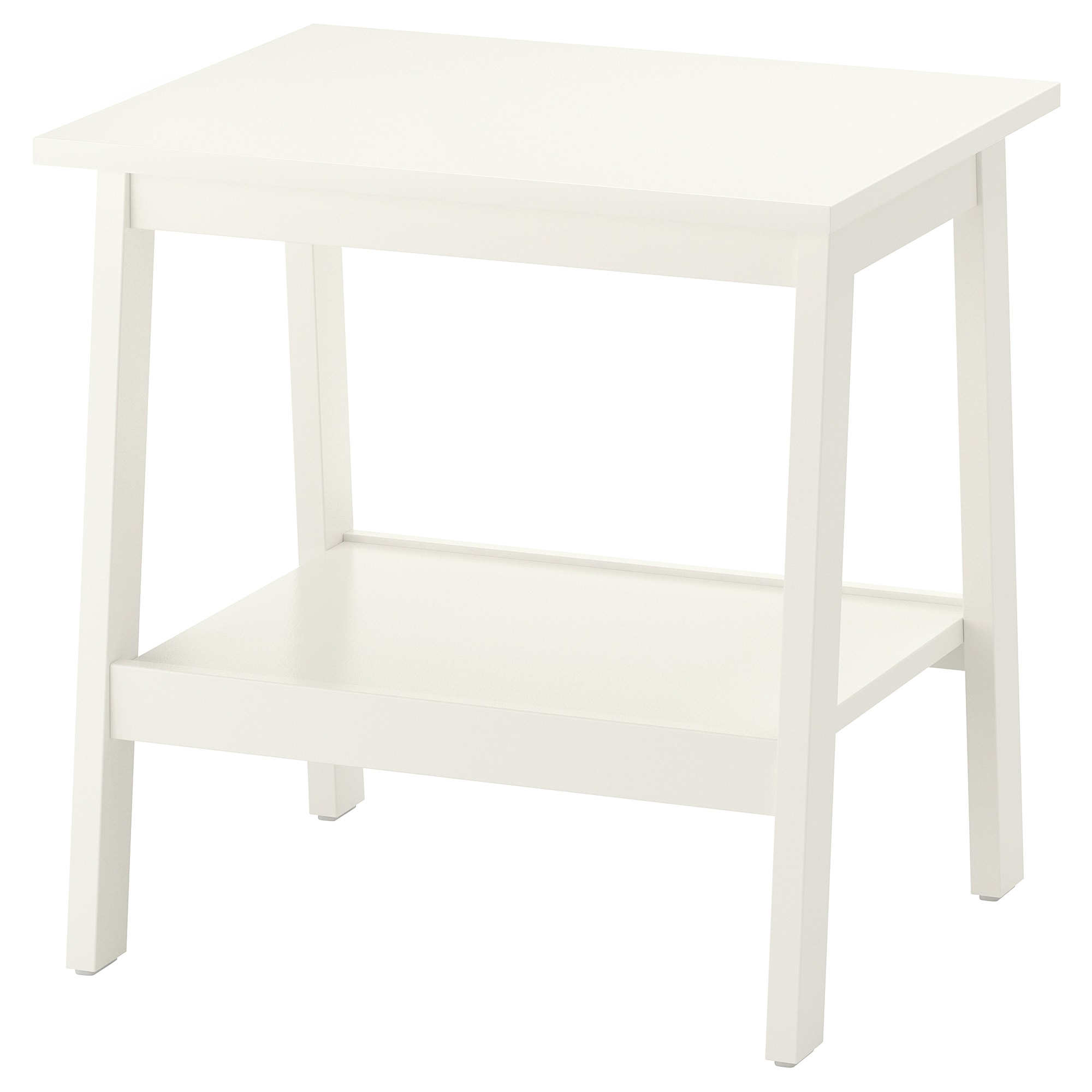 Table D'appoint Ikea Lunnarp Side Table White