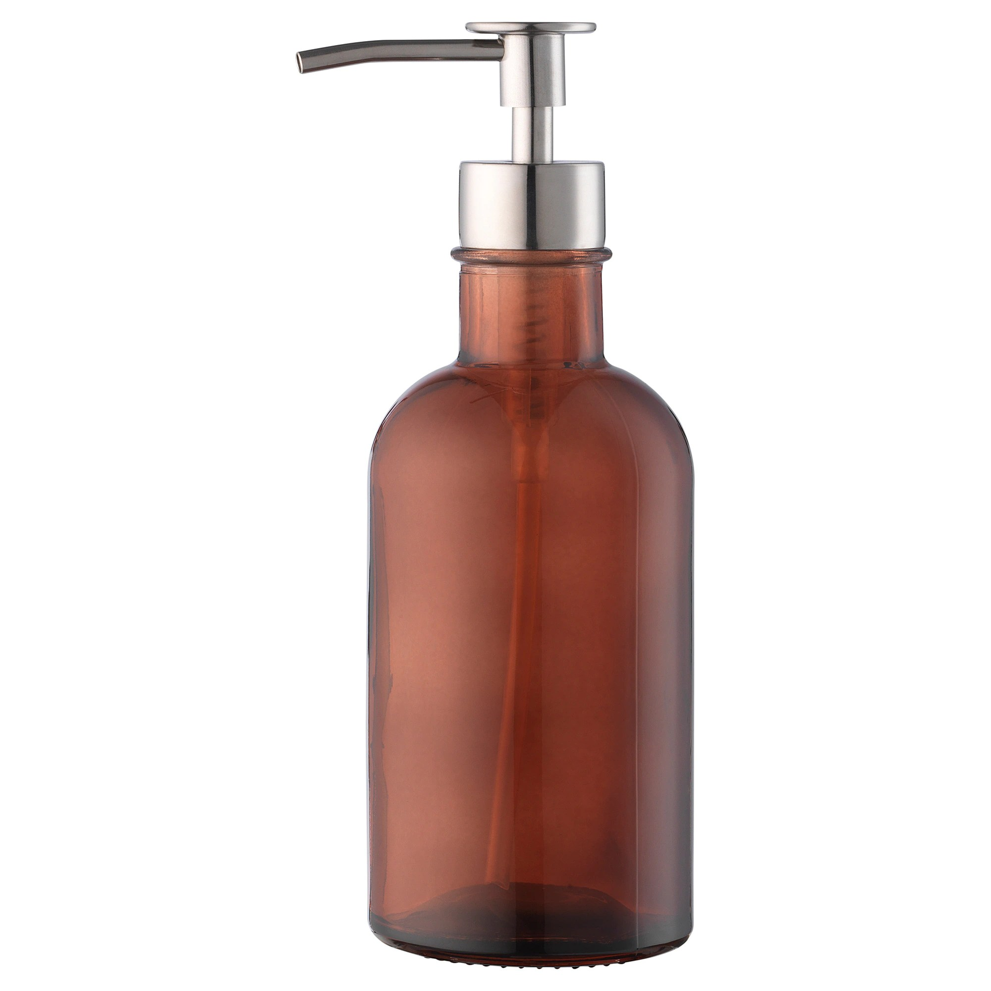 Unique Hand Soap Dispenser SegersjÖn Soap Dispenser Brown