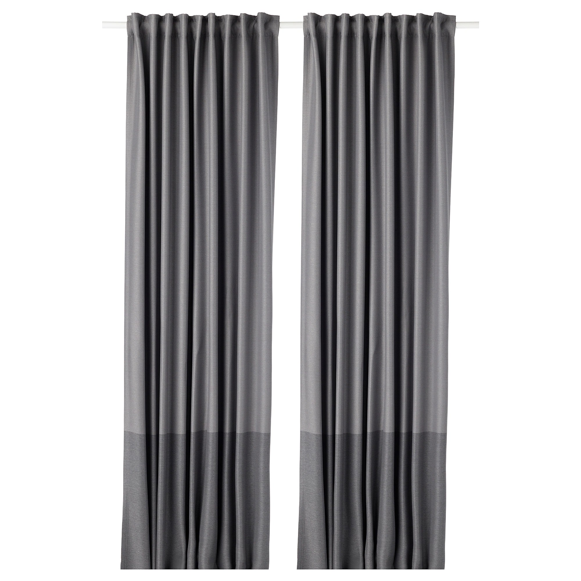 Window Coverings To Keep Heat Out Marjun Blackout Curtains 1 Pair Gray