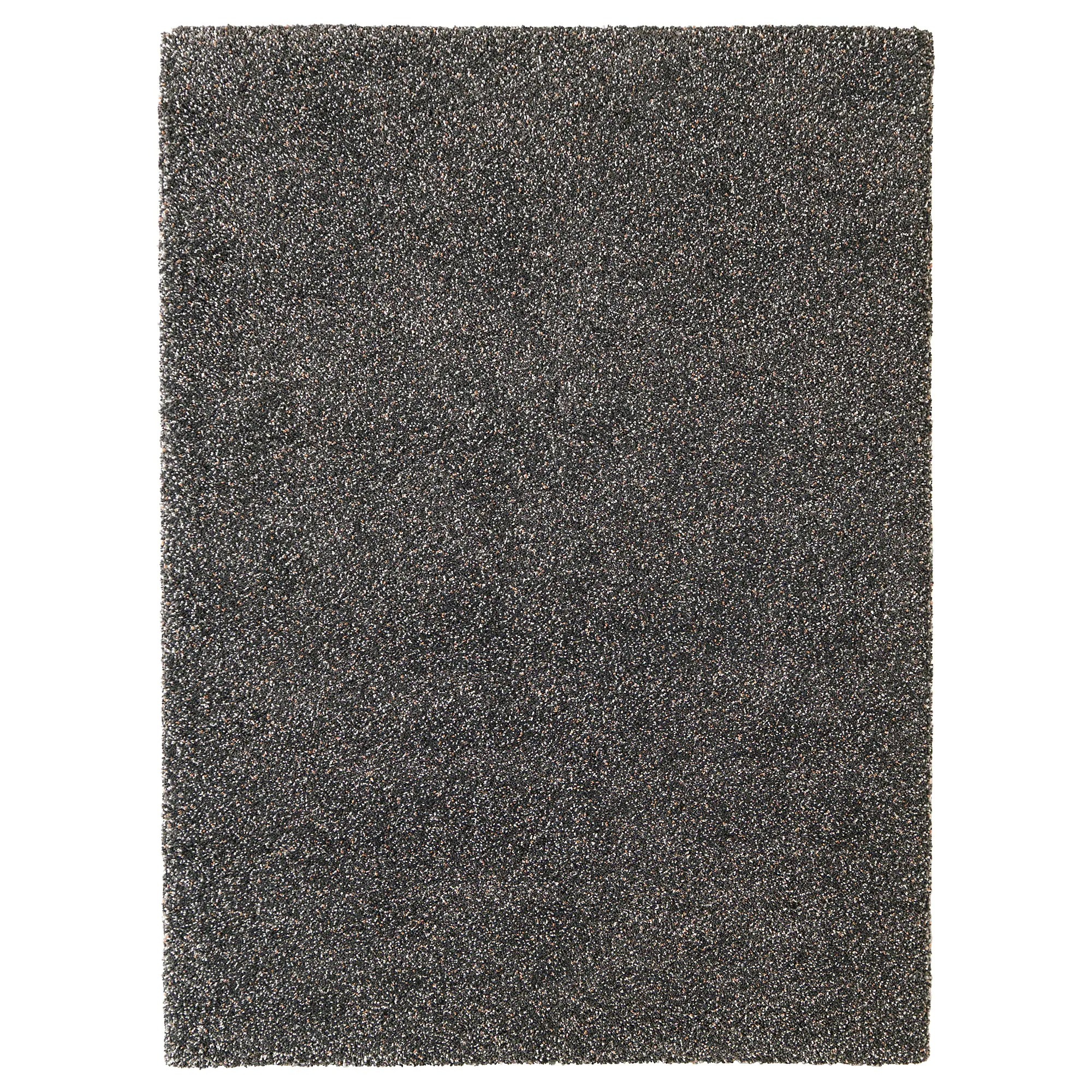 Backing Tapijt Vindum Rug High Pile Dark Gray