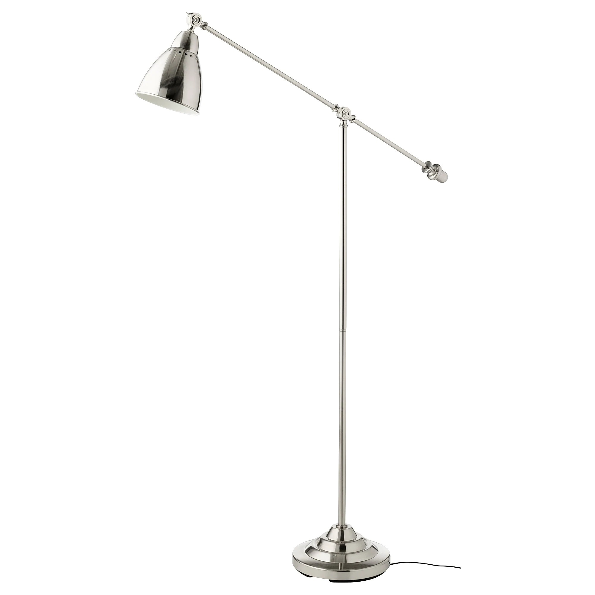 Ikea Reading Lamp Barometer Floor Reading Lamp Nickel Plated