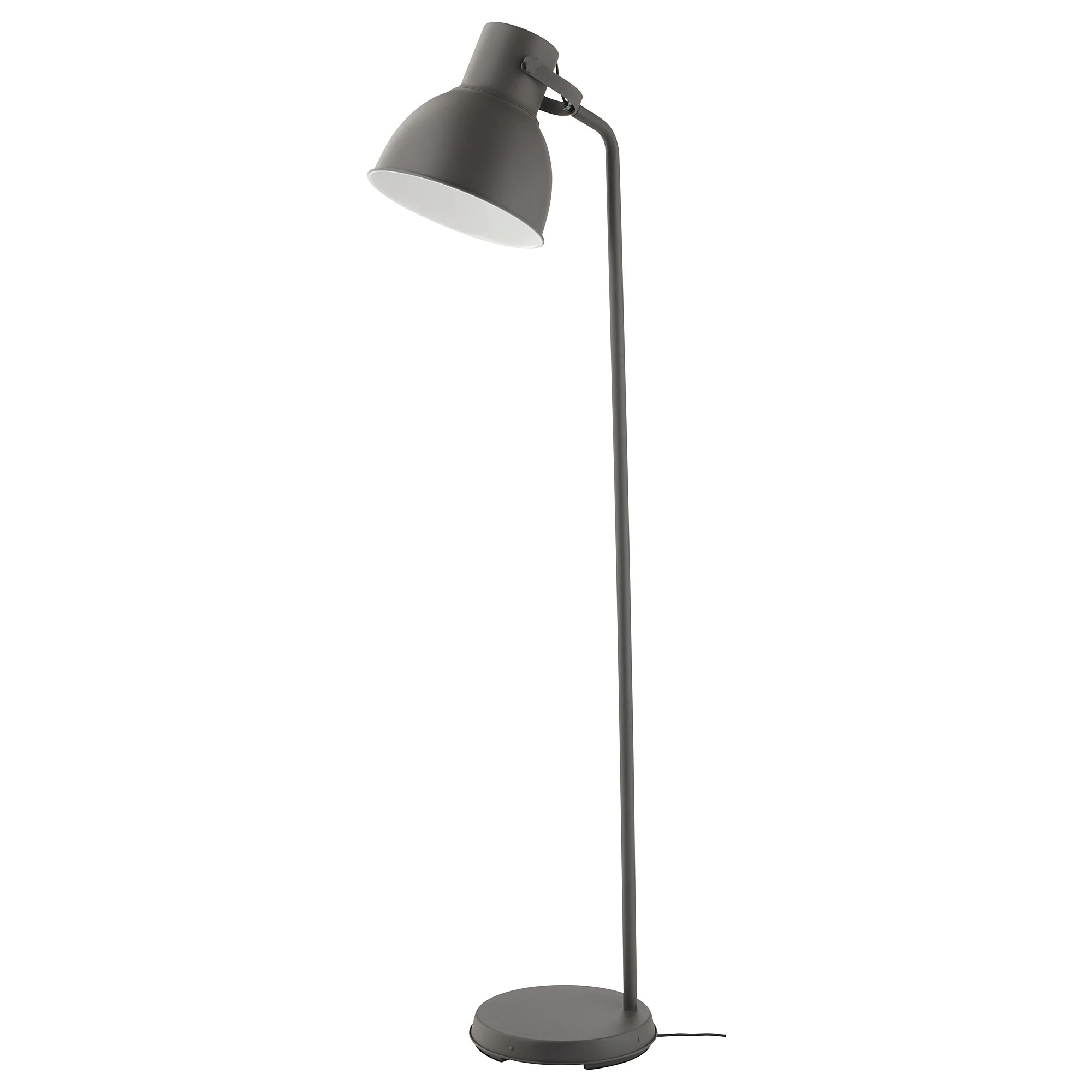 Hektar In M2 Hektar Floor Lamp Dark Gray