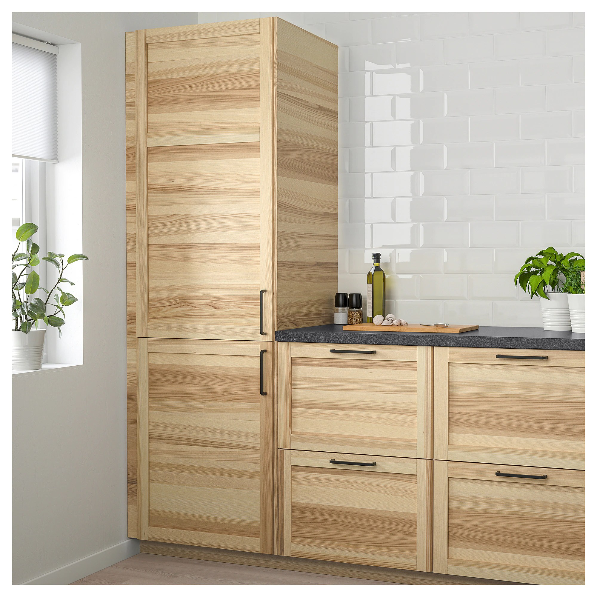 Ikea Keuken Essen Torhamn Door Natural Ash