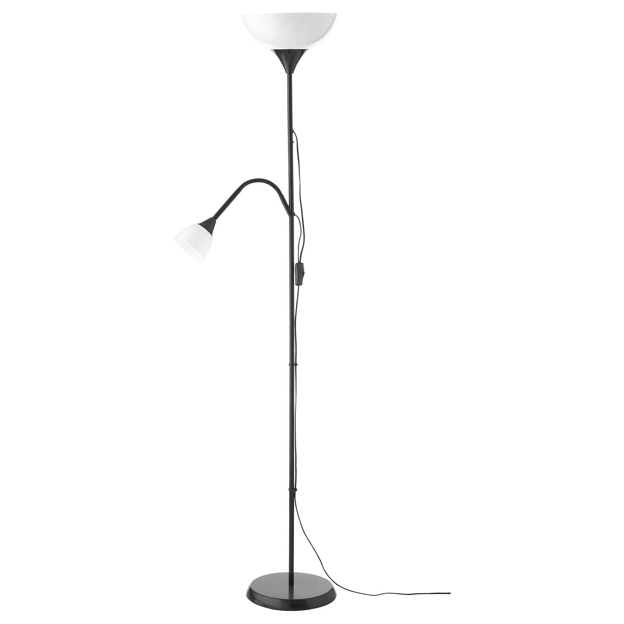 Ikea Reading Lamp Not Floor Uplight Reading Lamp Black