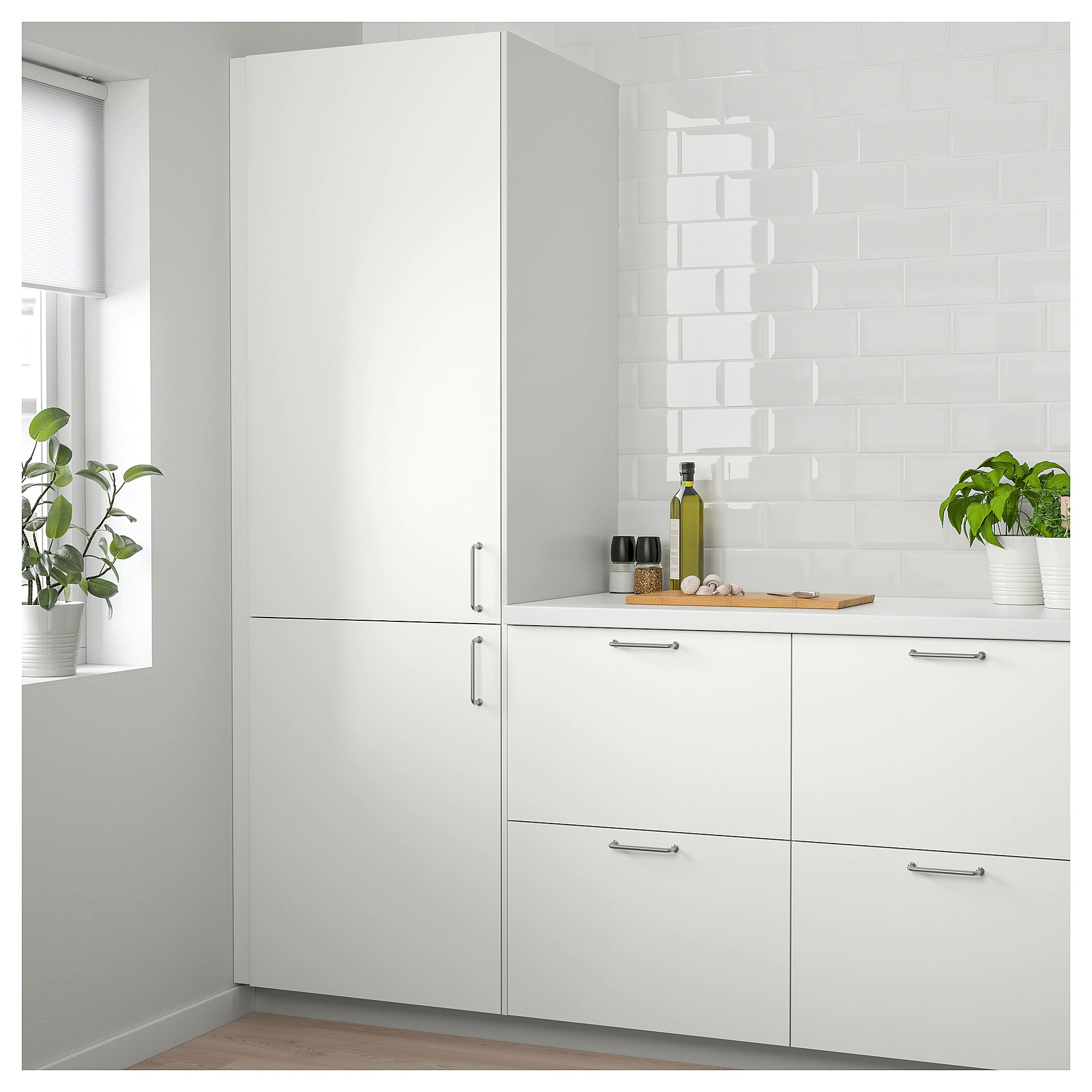 Ikea Family Küche HÄggeby Door White