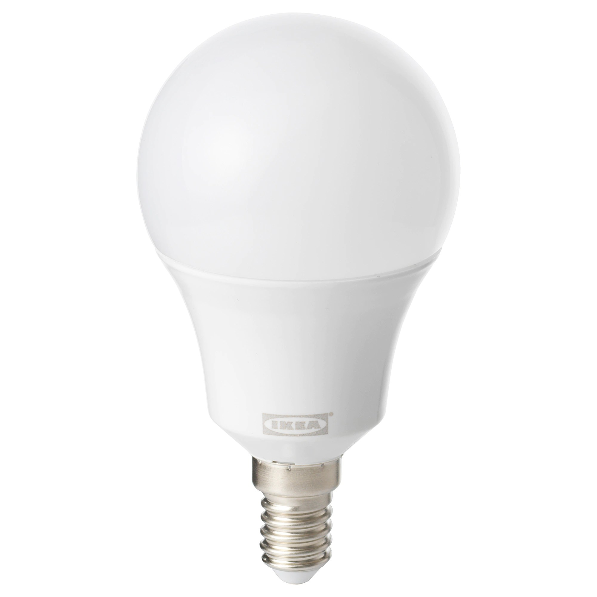 60 E14 Lumen Led Bulb E14 600 Lumen TrÅdfri Wireless Dimmable White Spectrum Opal White
