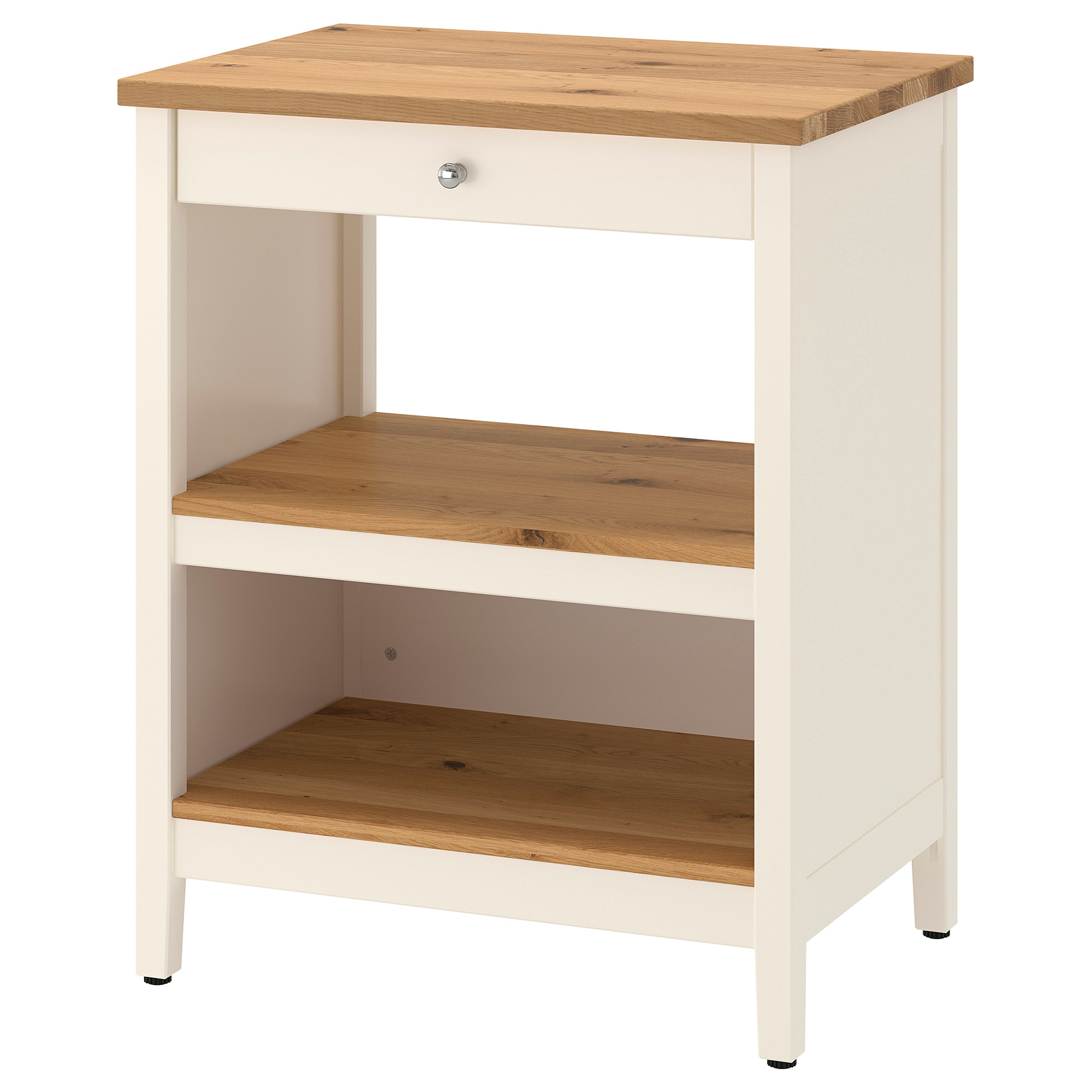 Muebles Cocina Easy Kitchen Island Tornviken Off White Oak