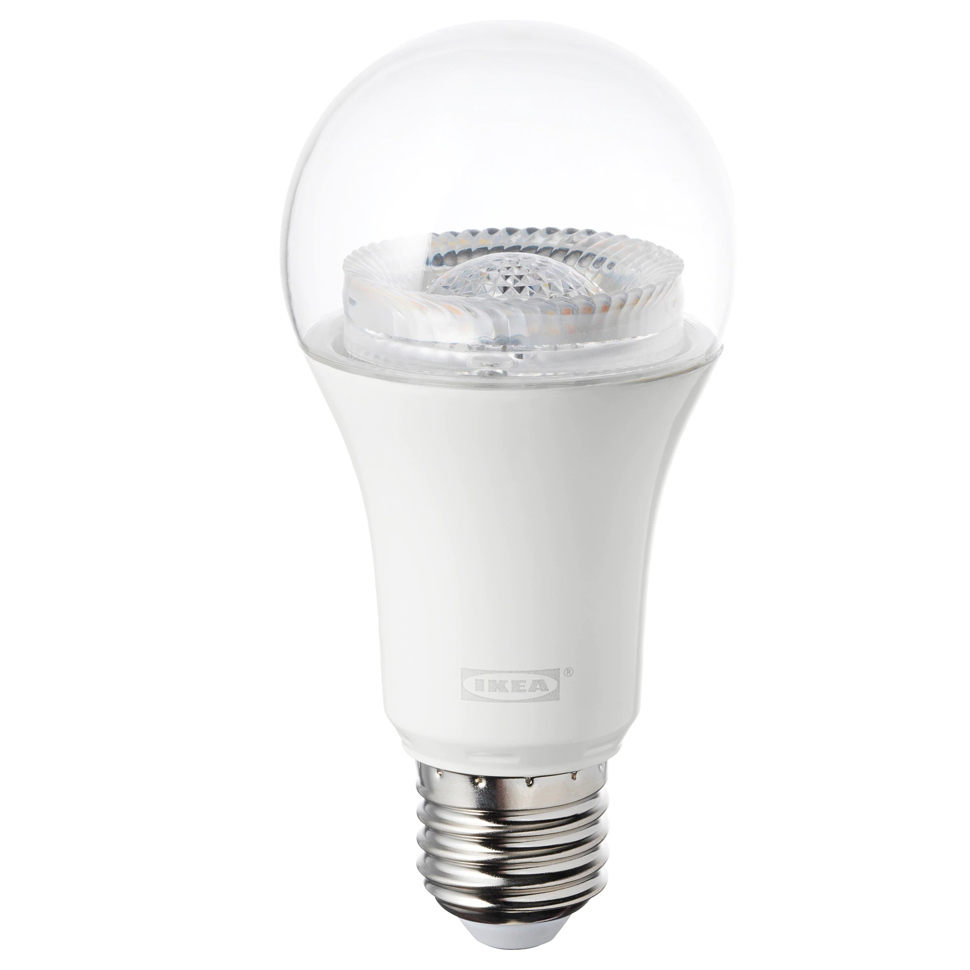 Smart Led Bulb TrÅdfri Led Bulb E26 950 Lumen Wireless Dimmable White Spectrum Clear