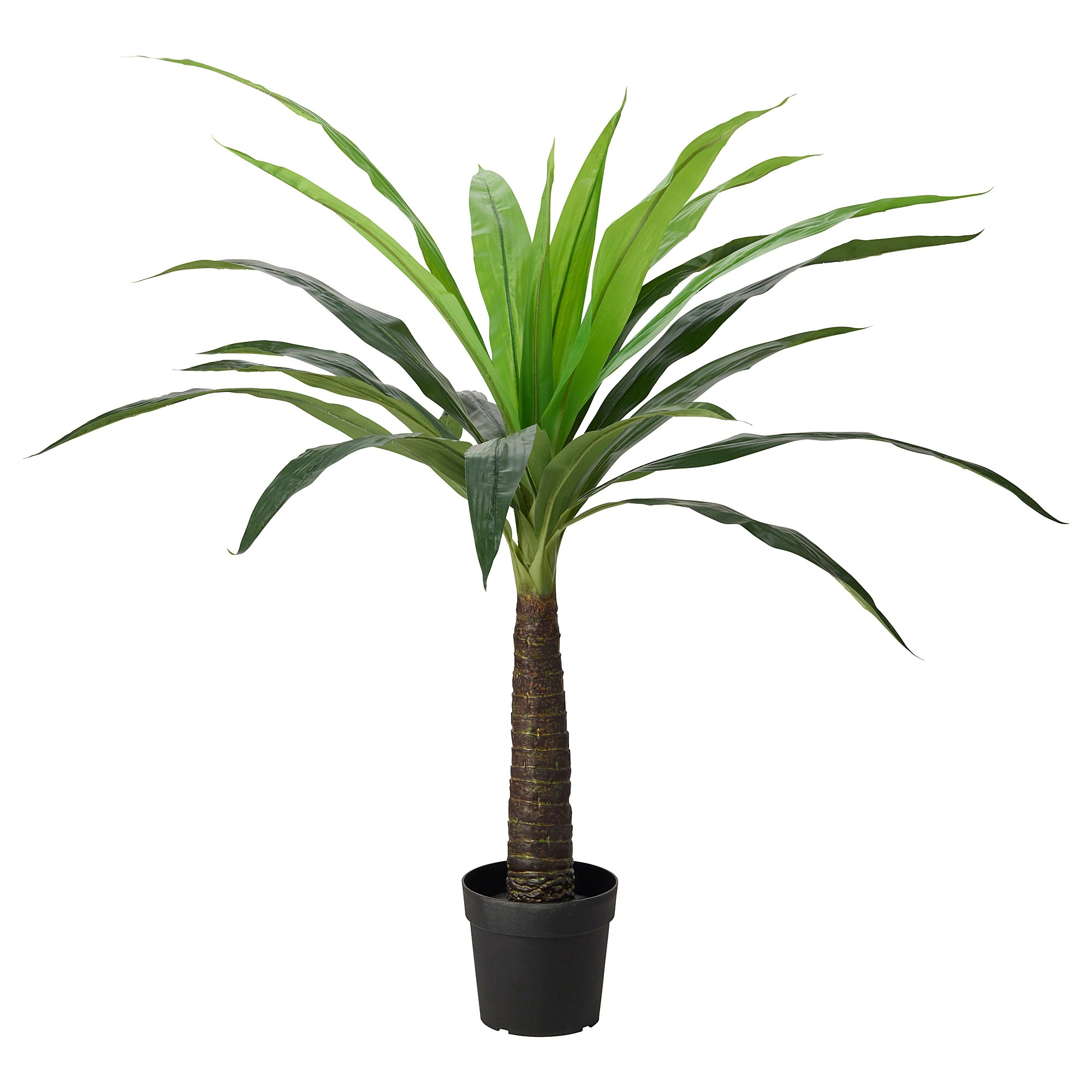Ikea Palm Tree Fejka Artificial Potted Plant In Outdoor Palm