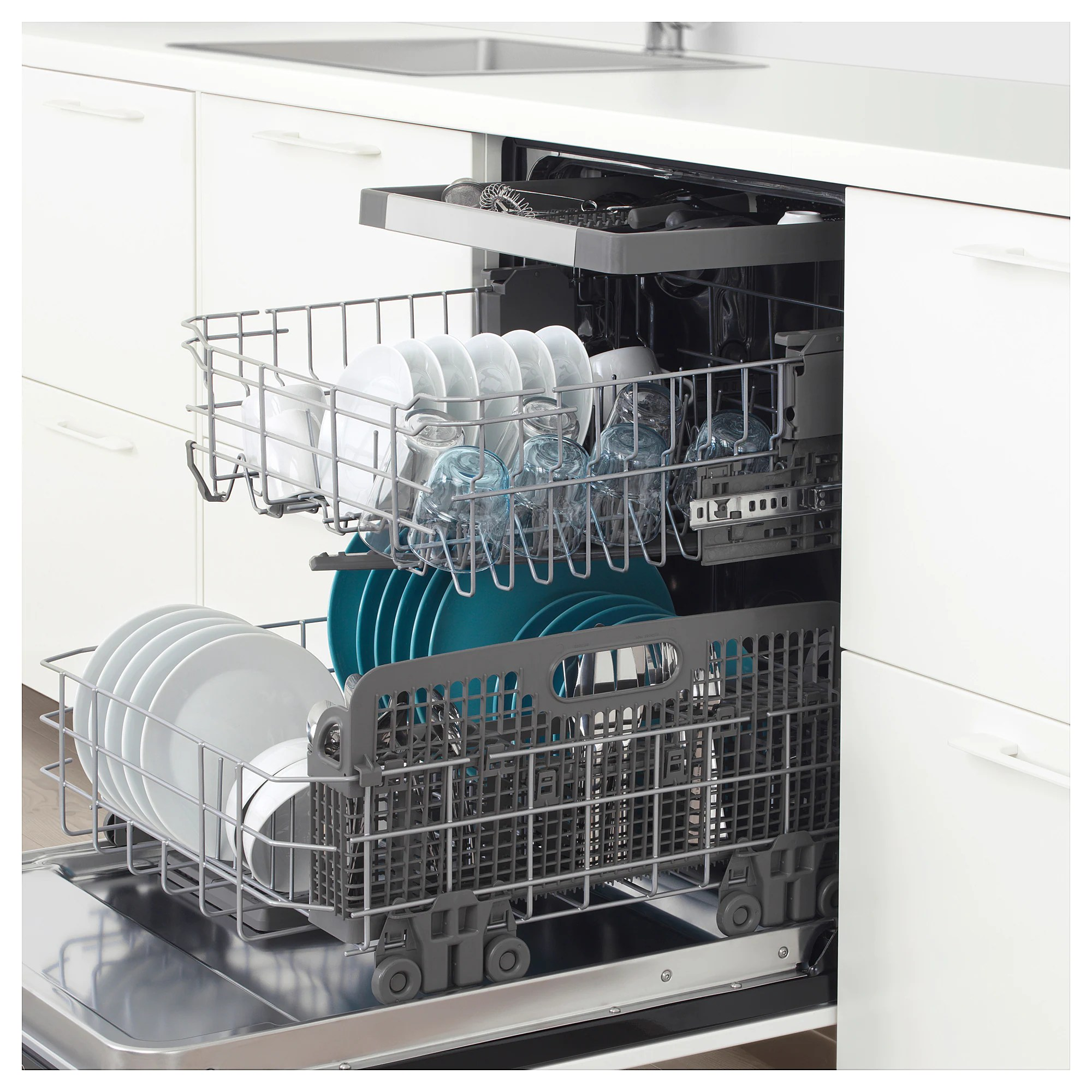 Ikea San Diego Hours Vaskad Built In Dishwasher