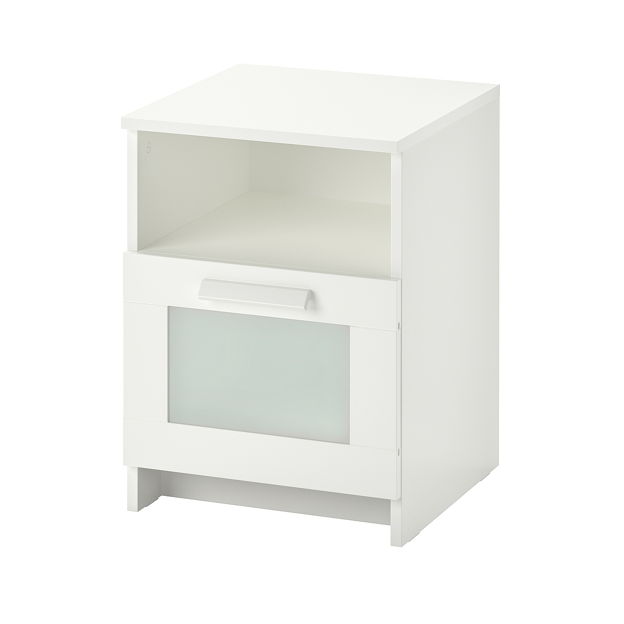 Table De Chevet Noir Ikea Table De Chevet Brimnes Blanc