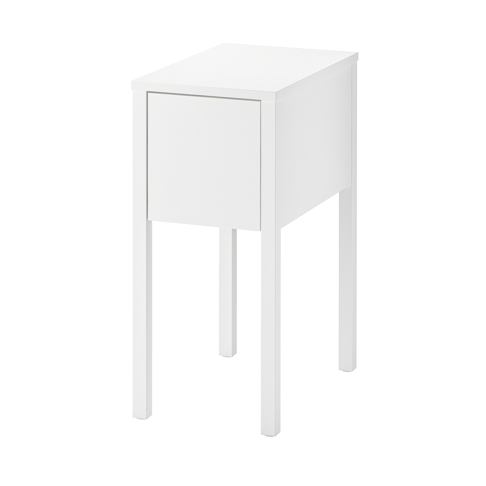 Ikea Table Nordli Nightstand White