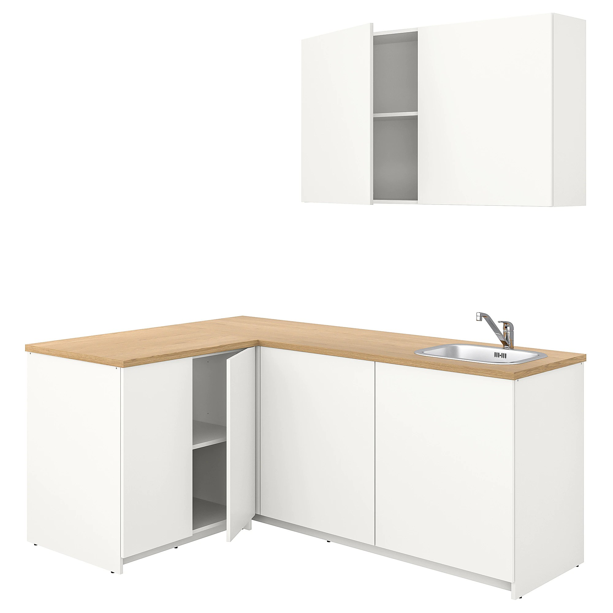 Ikea Faktum Assembly Instructions Kitchen Knoxhult White