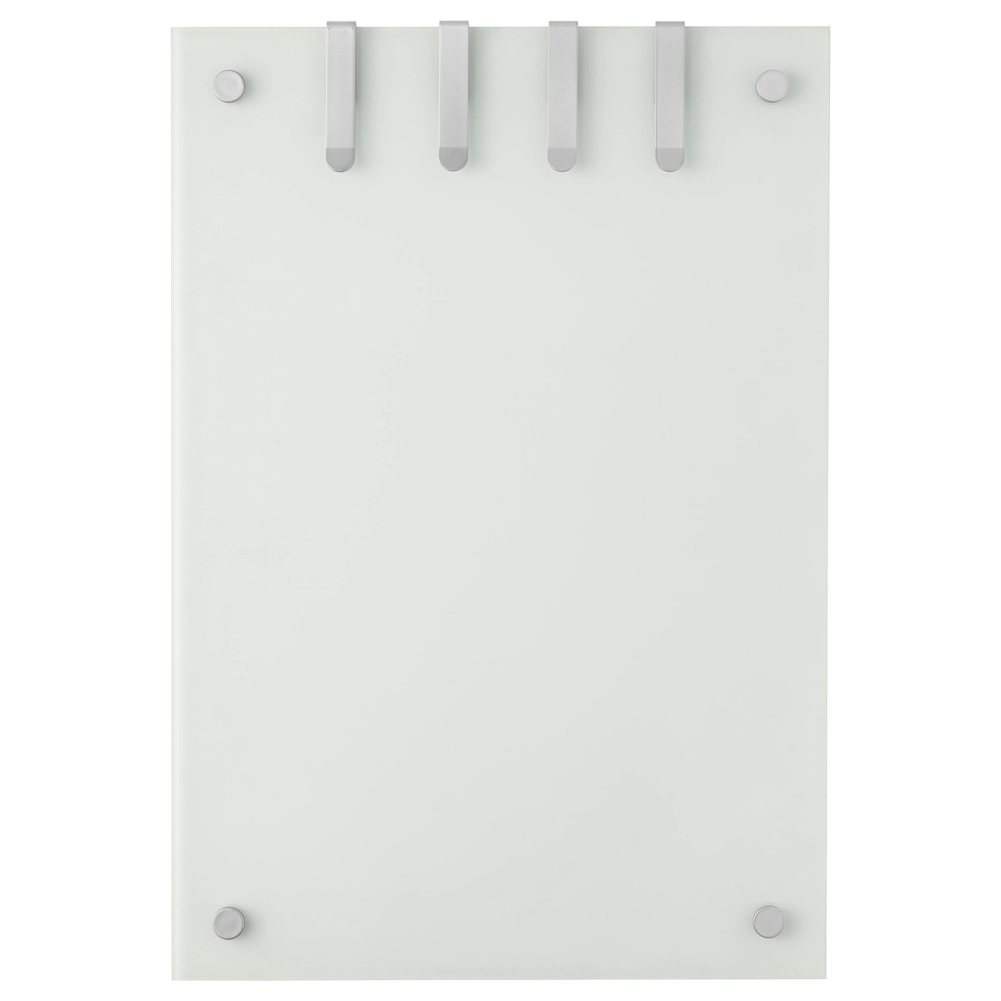 Whiteboard Glas Kludd Noticeboard Glass
