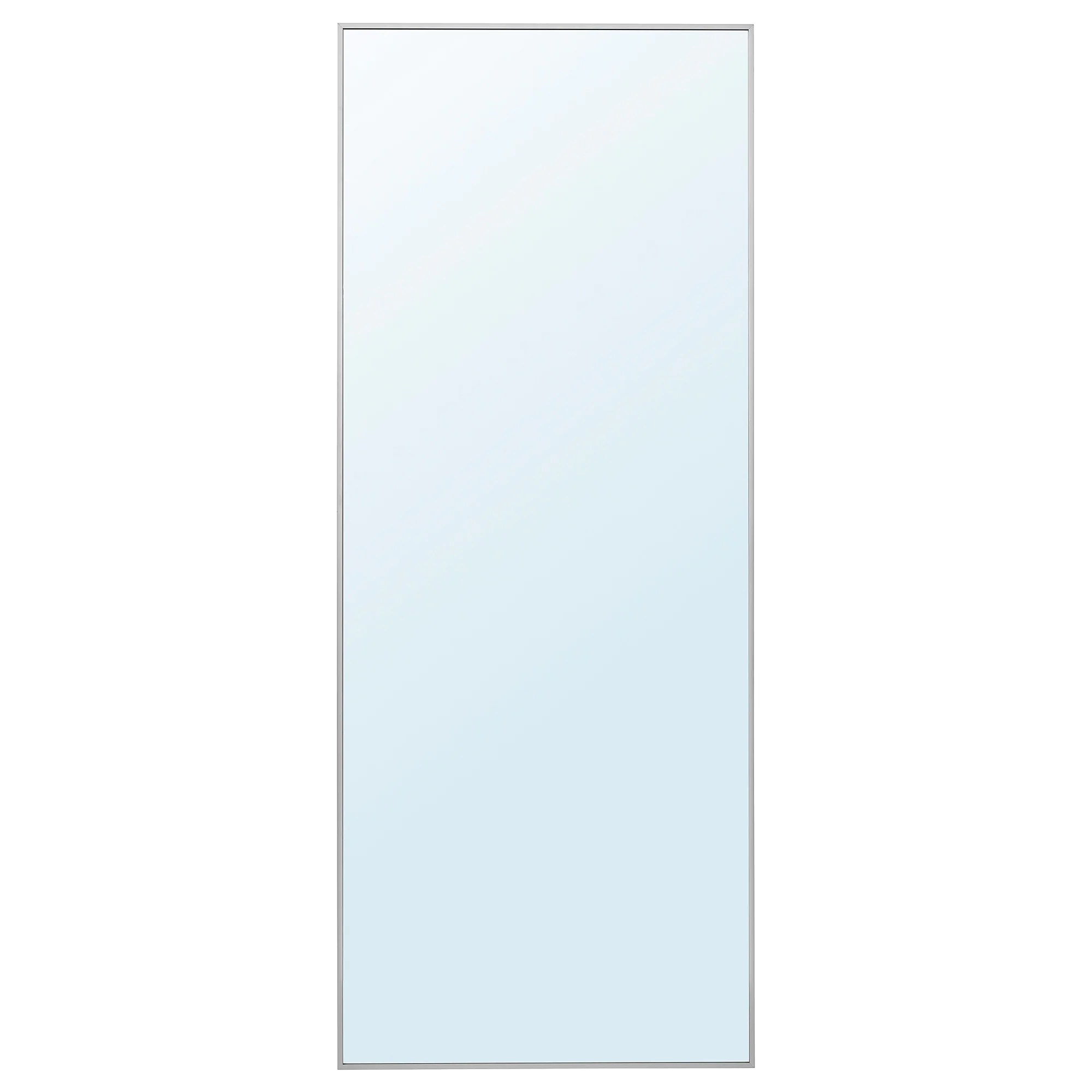 Ikea Wardrobe Leaning To One Side Mirror Hovet Aluminum