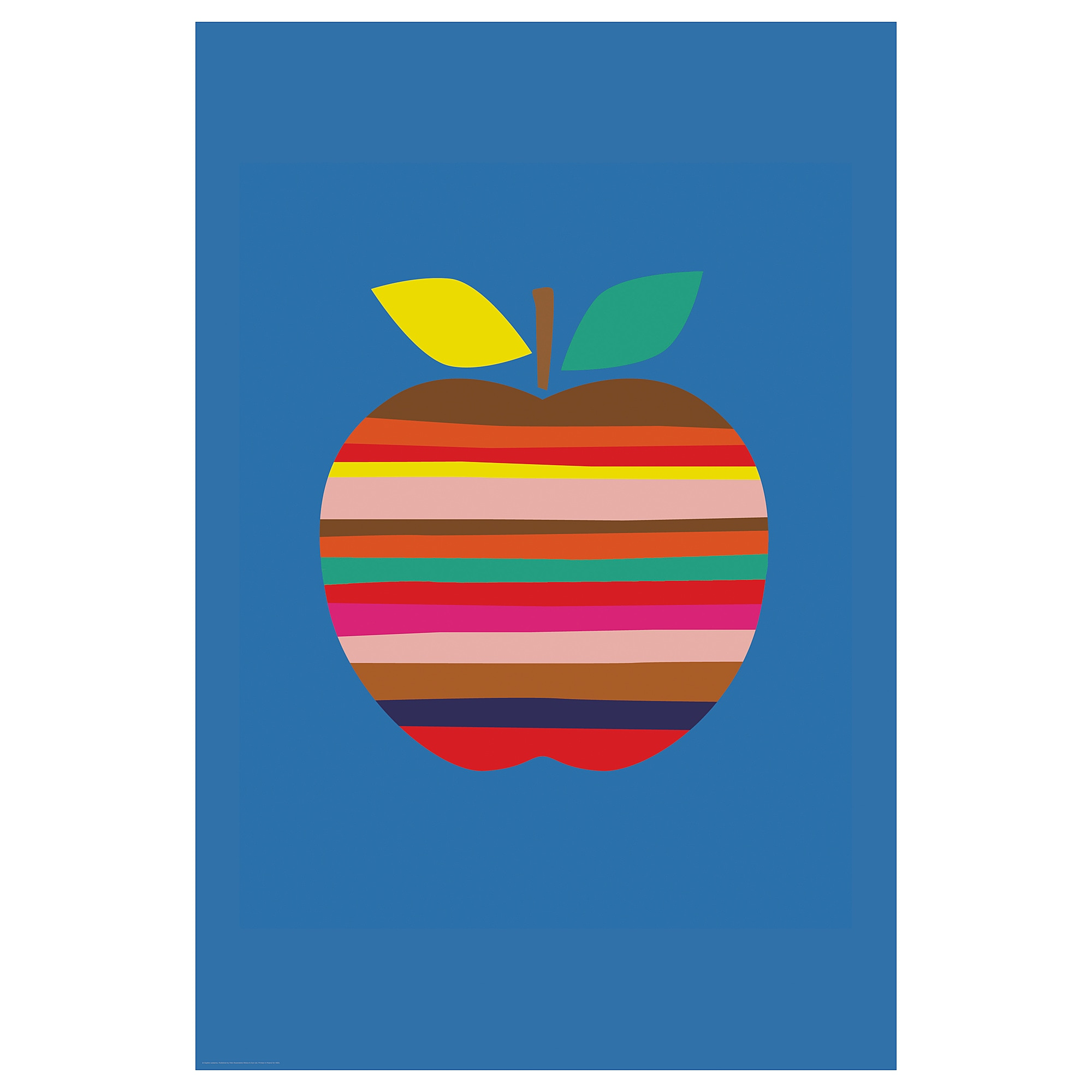 Ikea Poster Bild Poster Colorful Apple