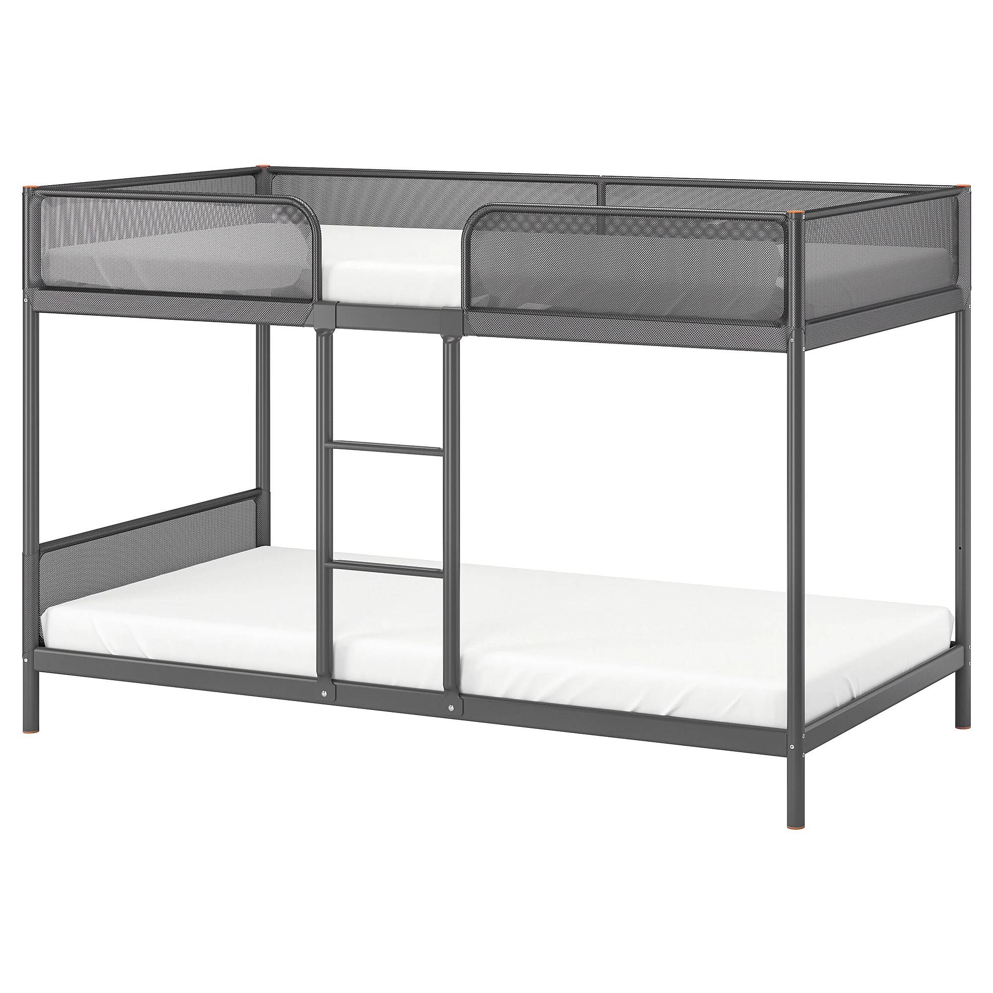 Ikea Bunk Bed Australia Tuffing Bunk Bed Frame Dark Gray