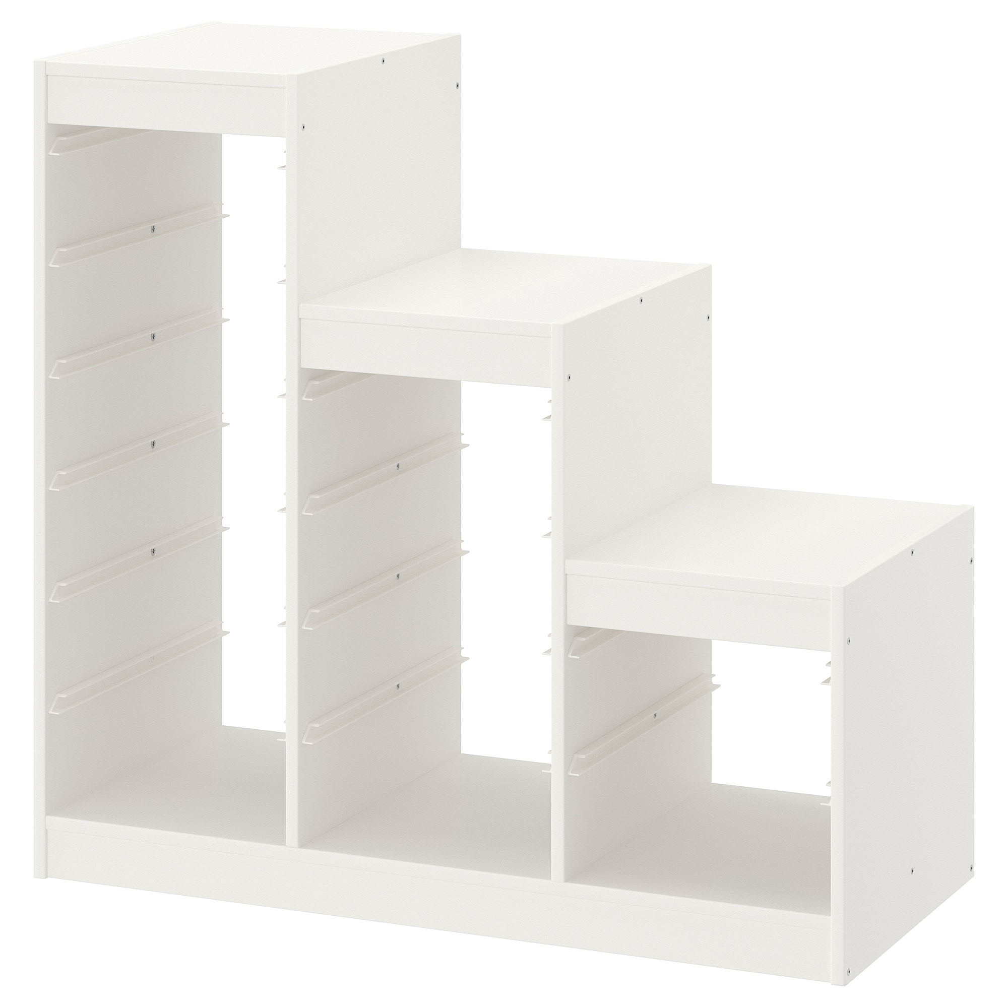 Catalogue Ikea Mulhouse Structure Trofast Blanc