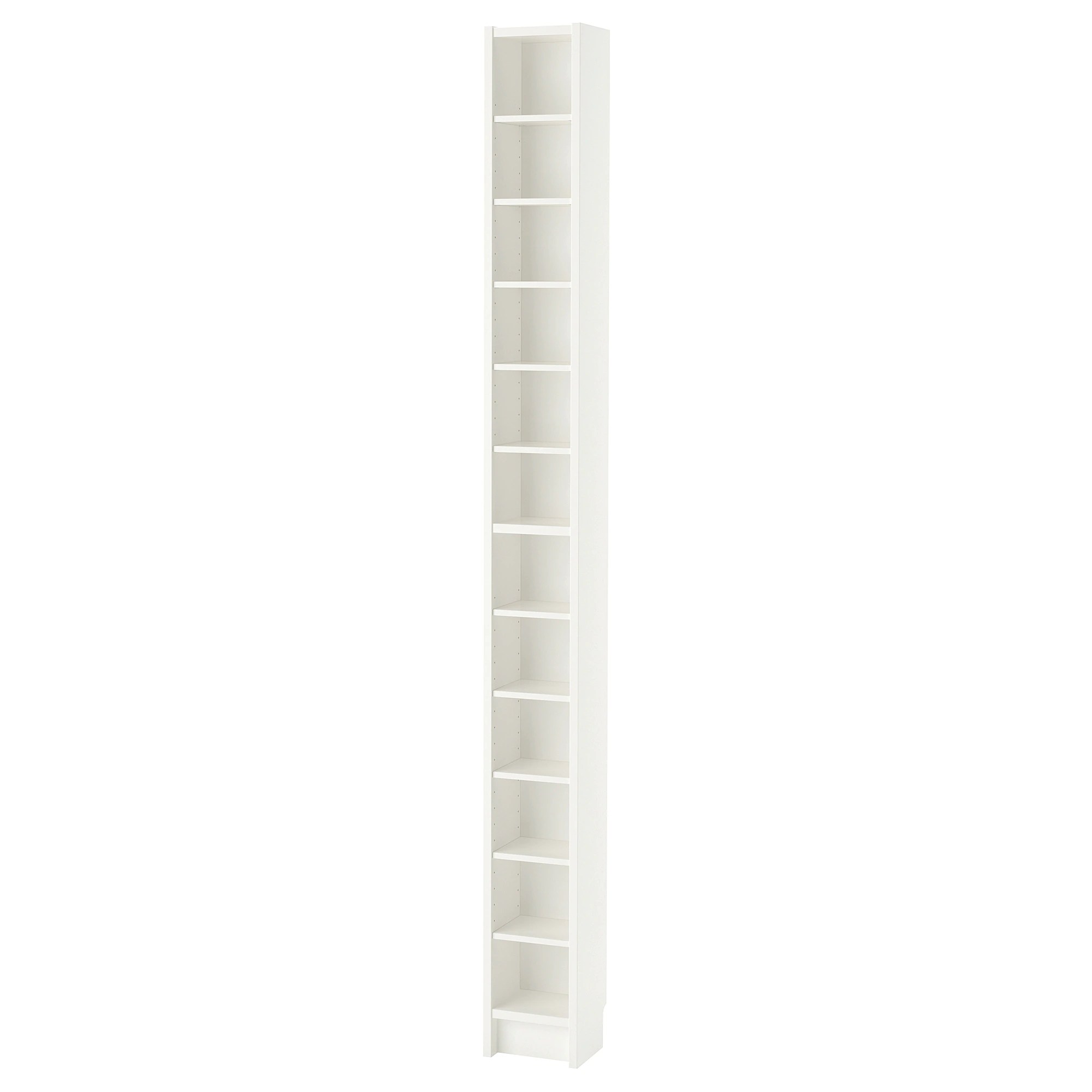 Ikea Regal Cd Dvd Shelf Unit Gnedby White