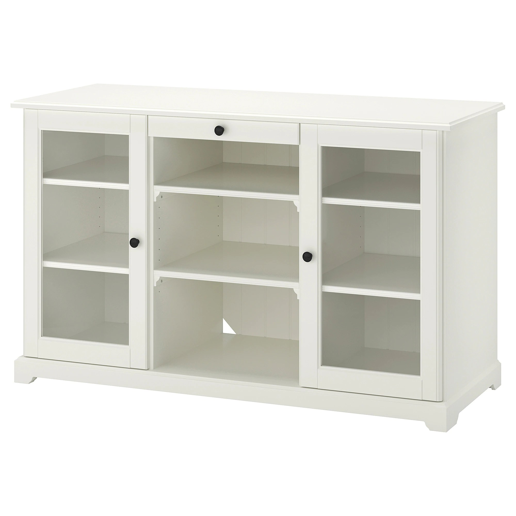 Console Grise Ikea Liatorp Sideboard White
