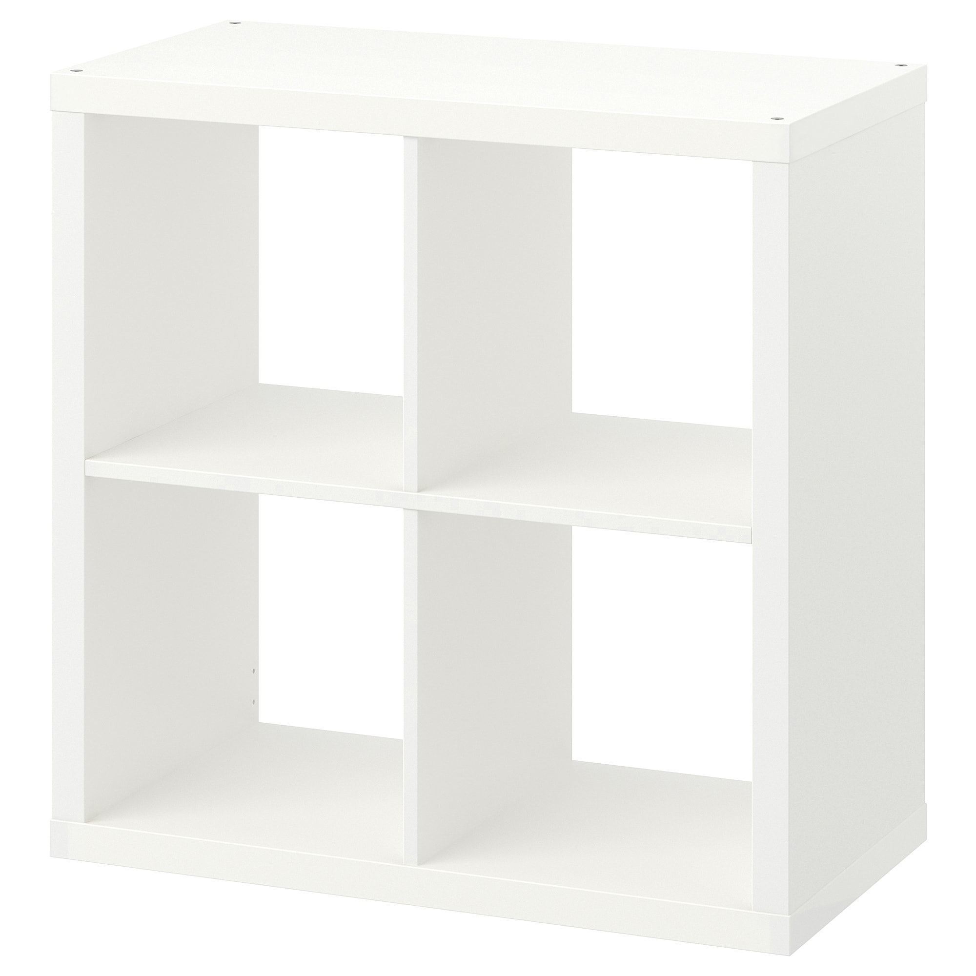 Ikea Cubes Kallax Shelf Unit White