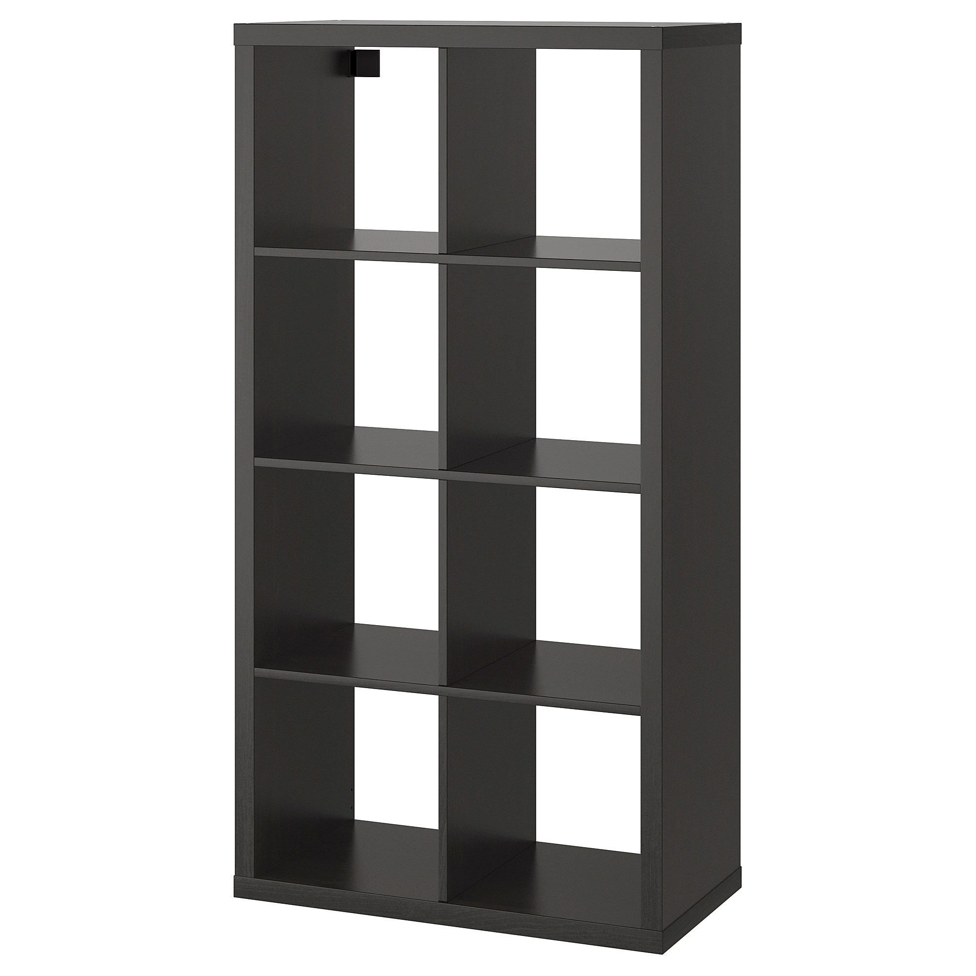 Ikea Expedit Youtube Kallax Shelf Unit Black Brown