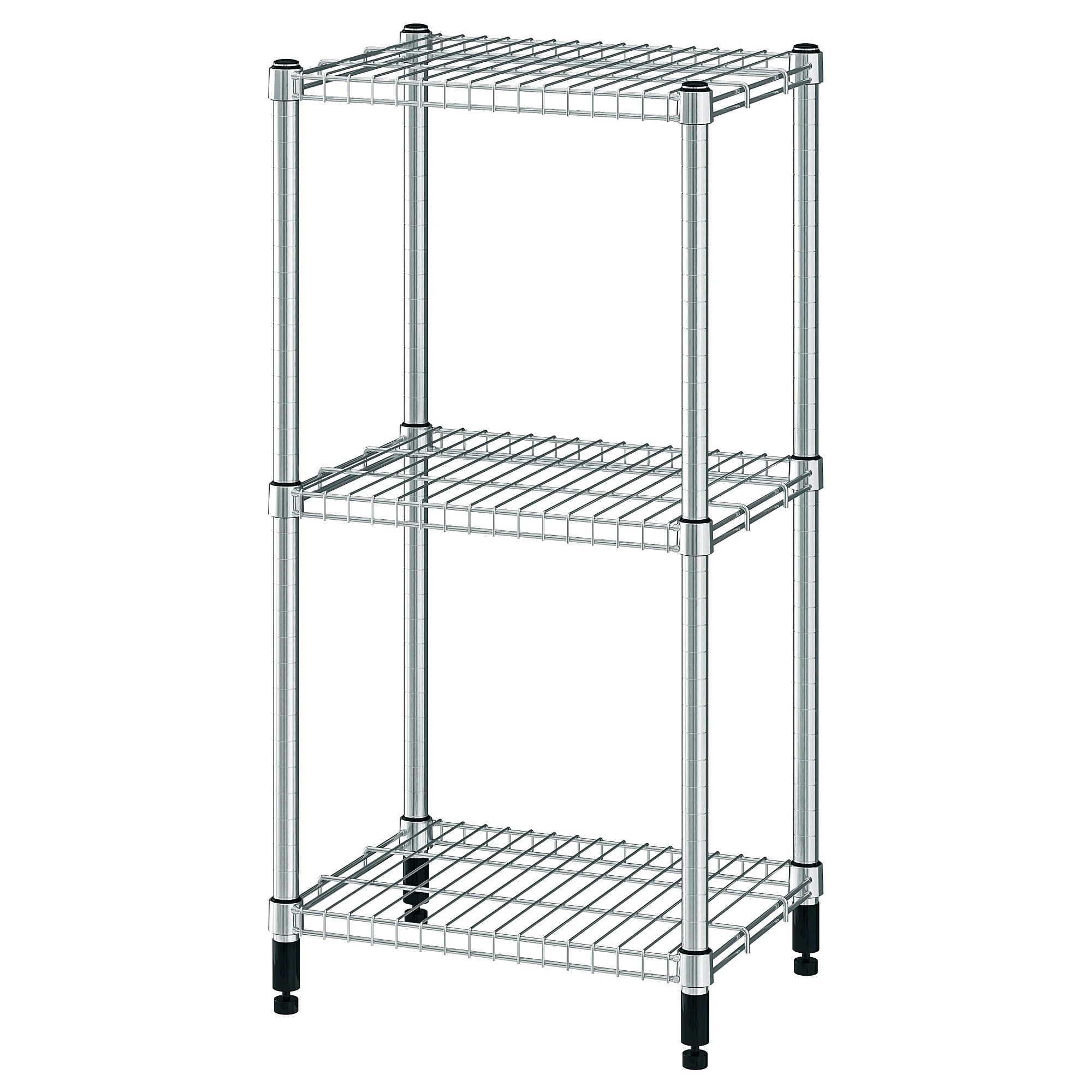 Metal Shelving Shelving Unit Omar Galvanised
