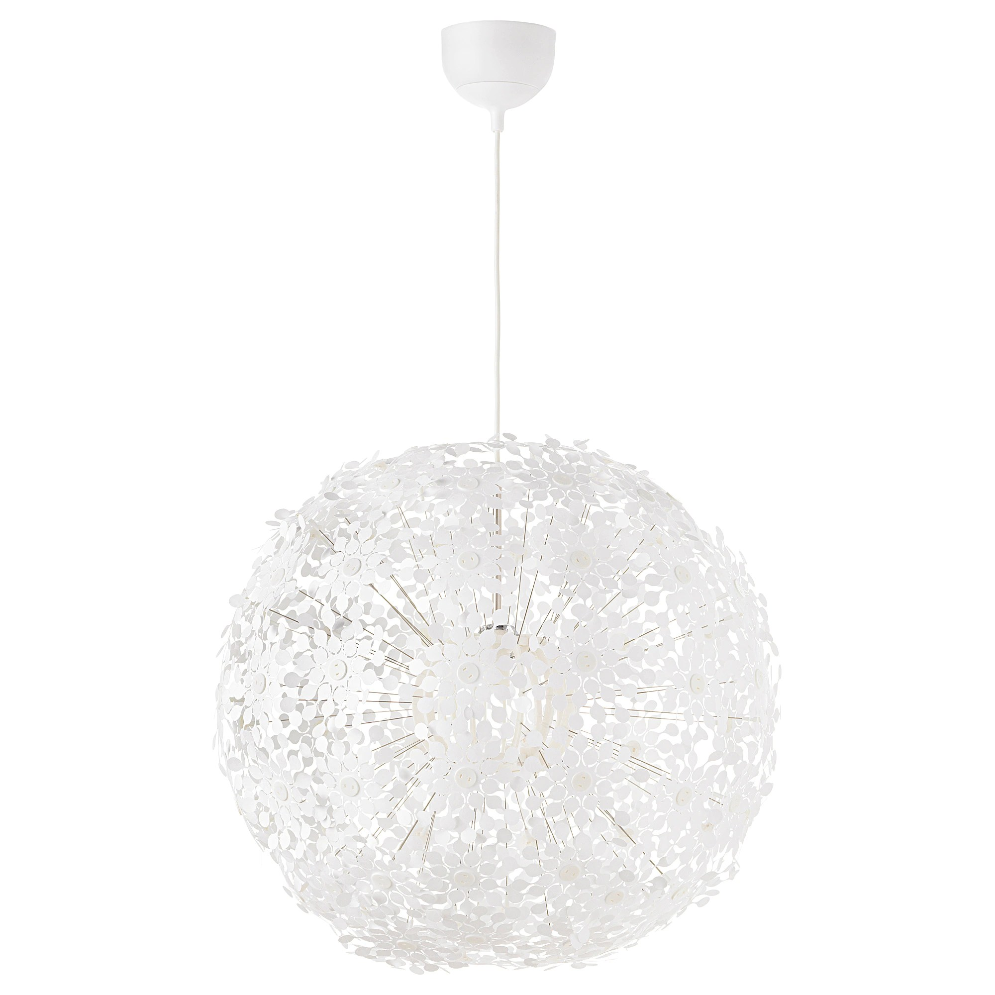 Lustre Ikea A Monter Suspension GrimsÅs Blanc