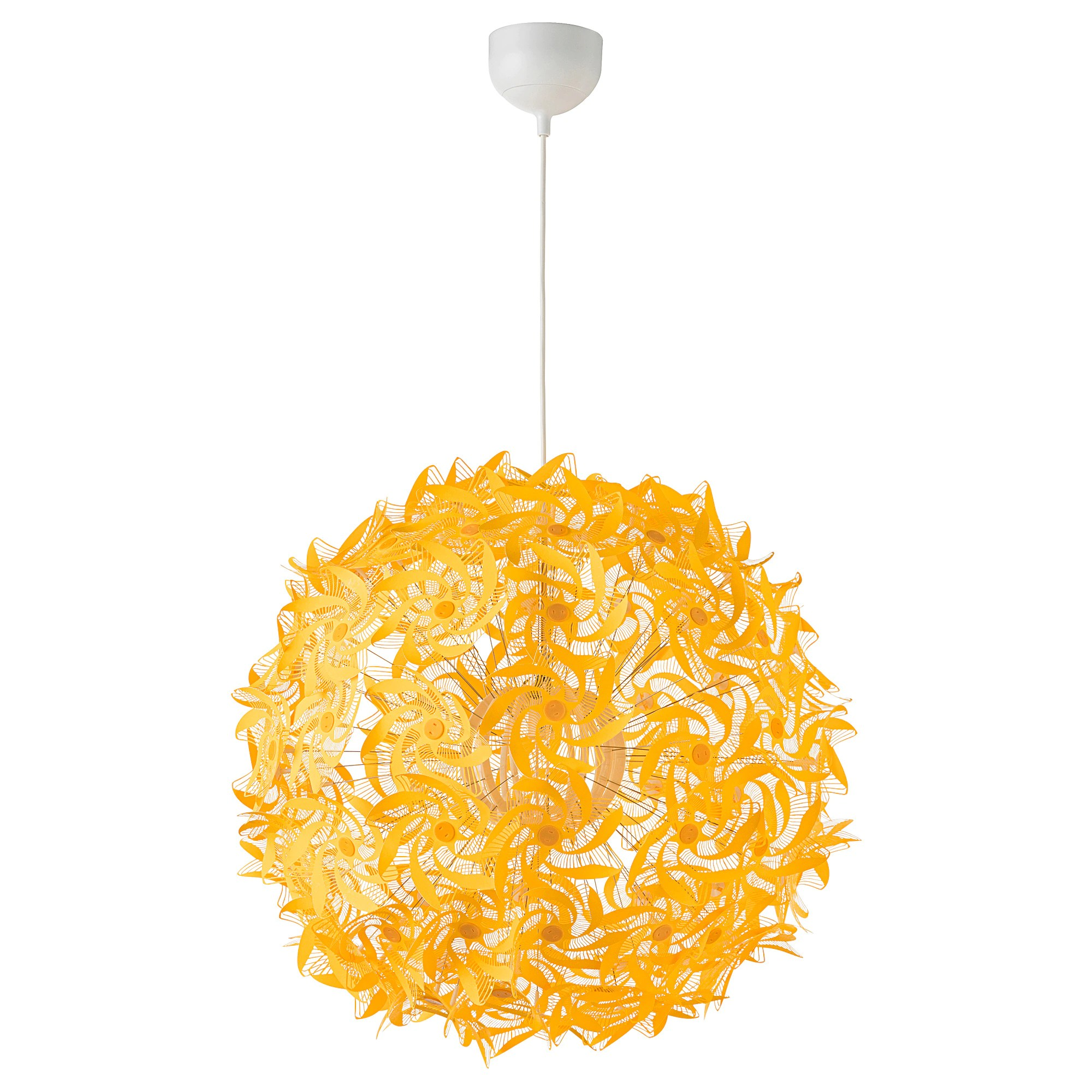 Lustre Ikea A Monter Suspension GrimsÅs Jaune