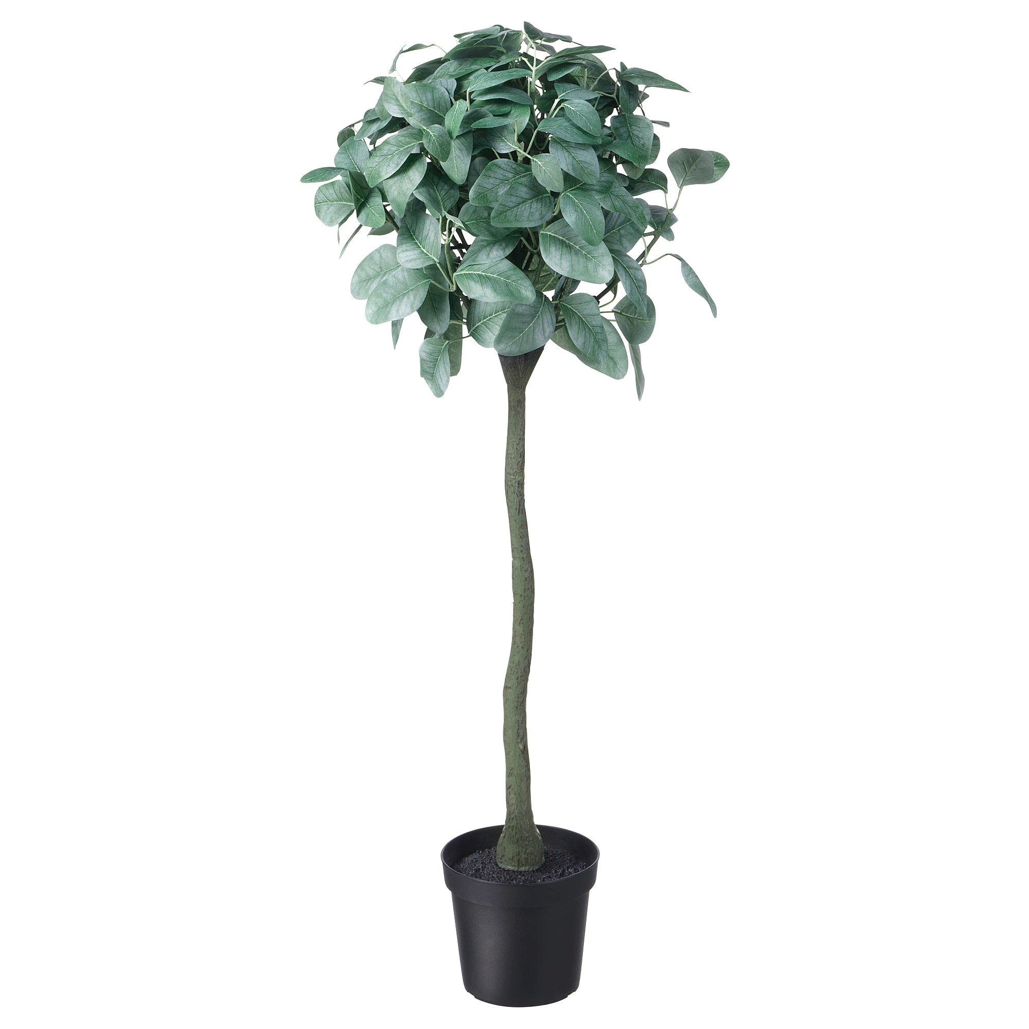 Ikea Palm Tree Fejka Artificial Potted Plant Indoor Outdoor Eucalyptus Stem